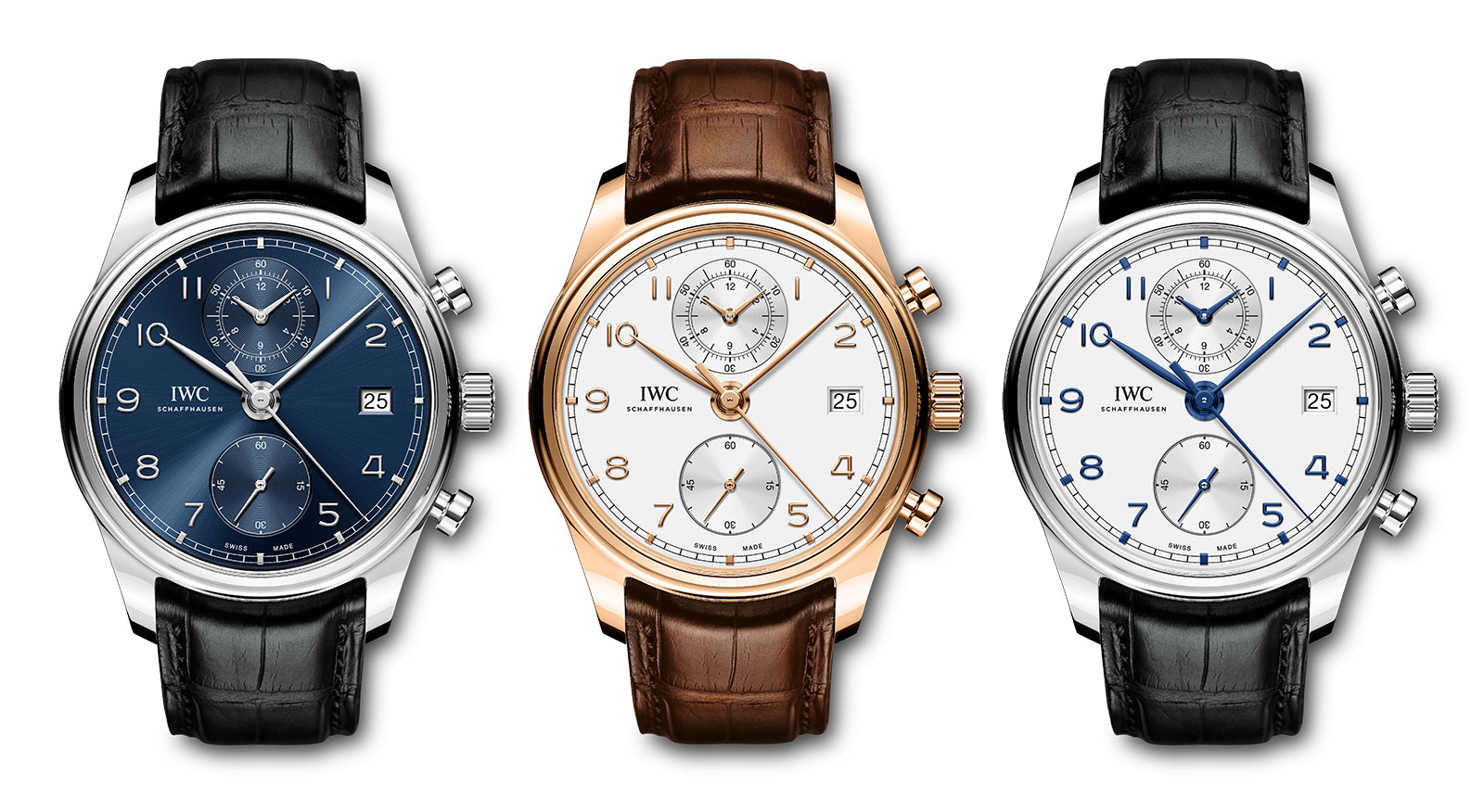 IWC Portugieser Chronograph Classic 4