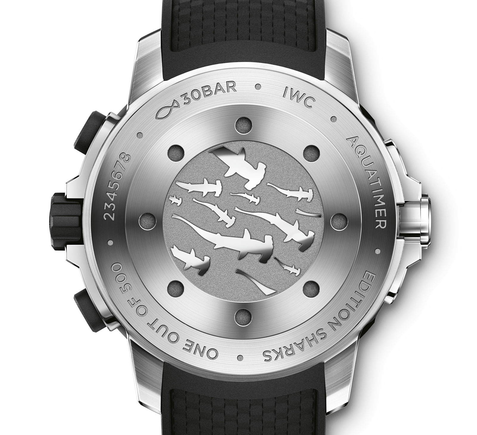 "IWCAquatimer Chronograph Edition ""Sharks"" 1"