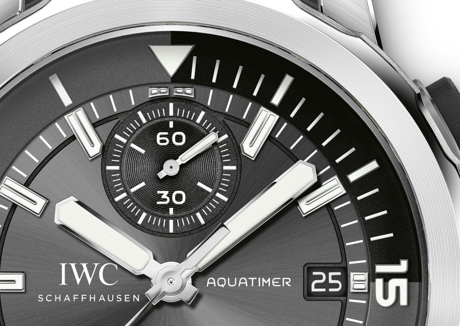 "IWCAquatimer Chronograph Edition ""Sharks"" 3"