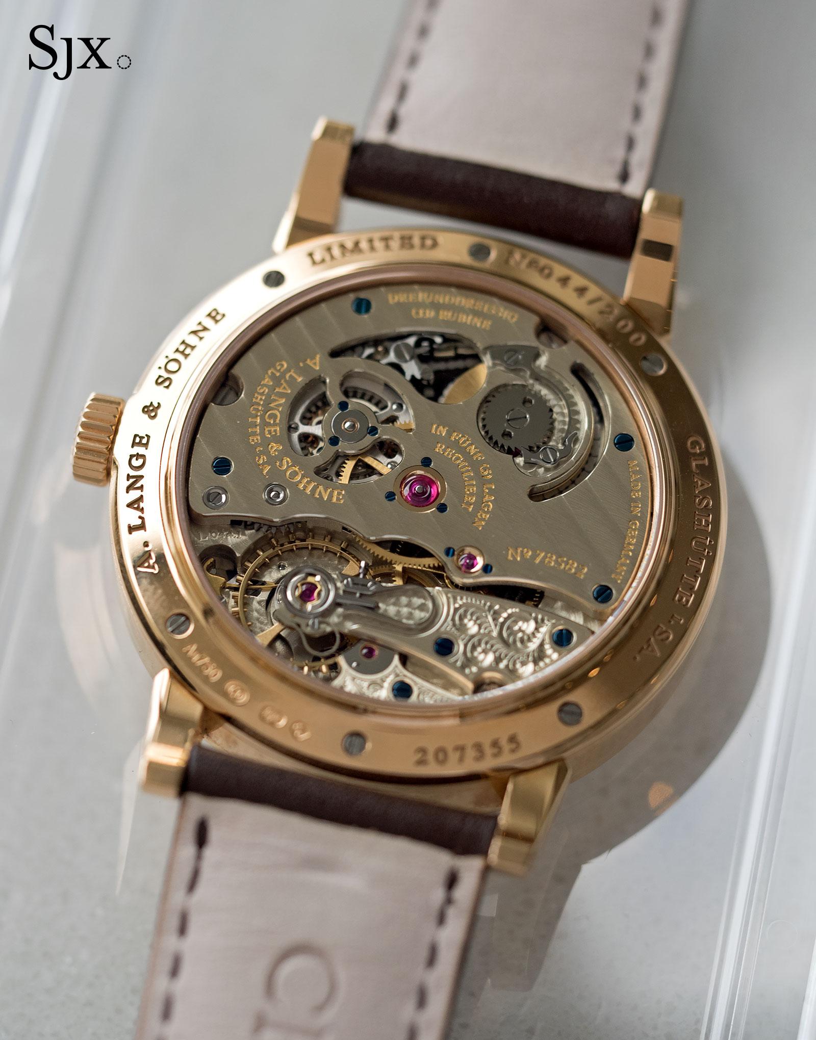 Lange Richard Lange Pour le Merite pink gold 4