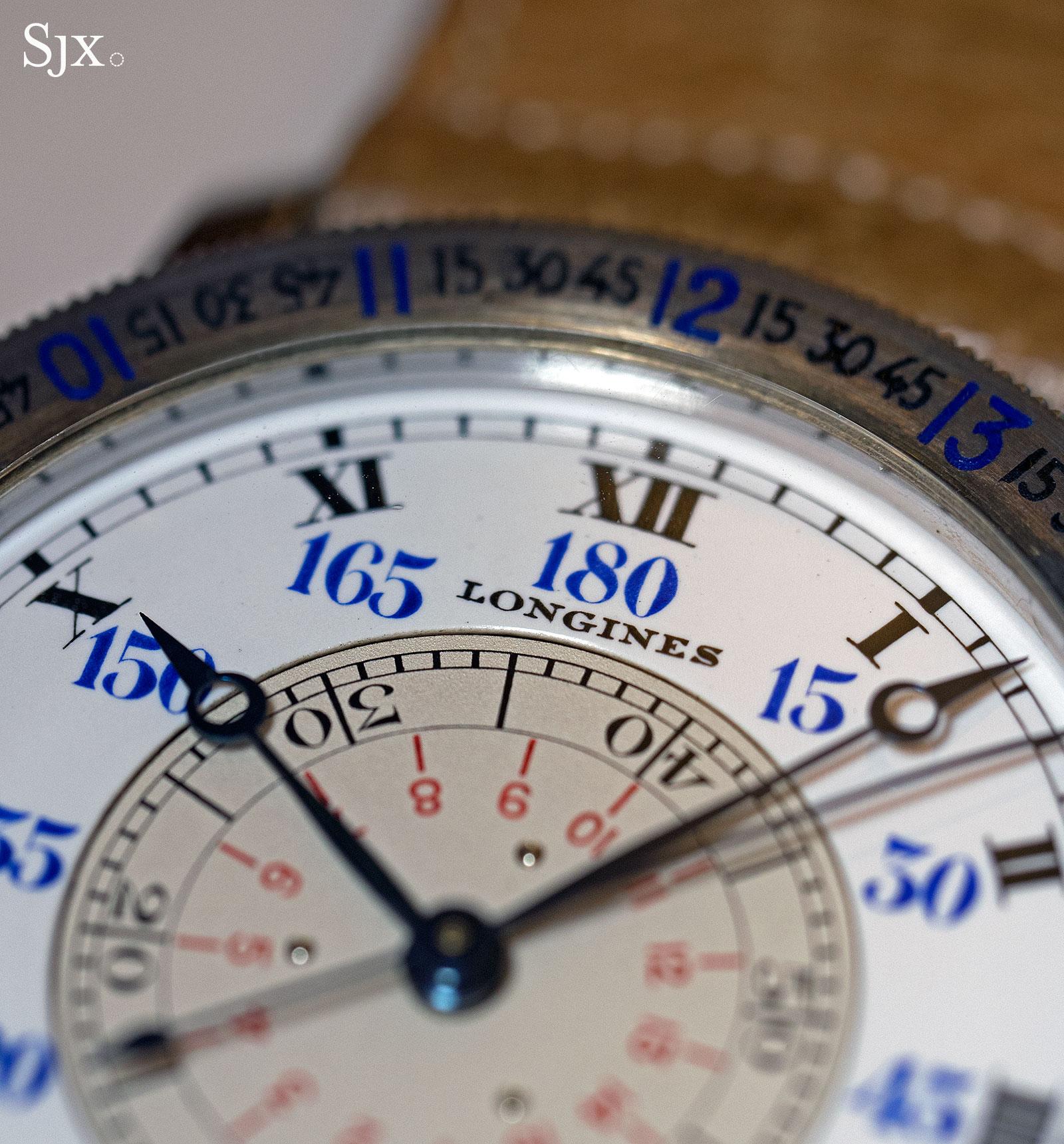 Longines Lindbergh Hour Angle vintage 2