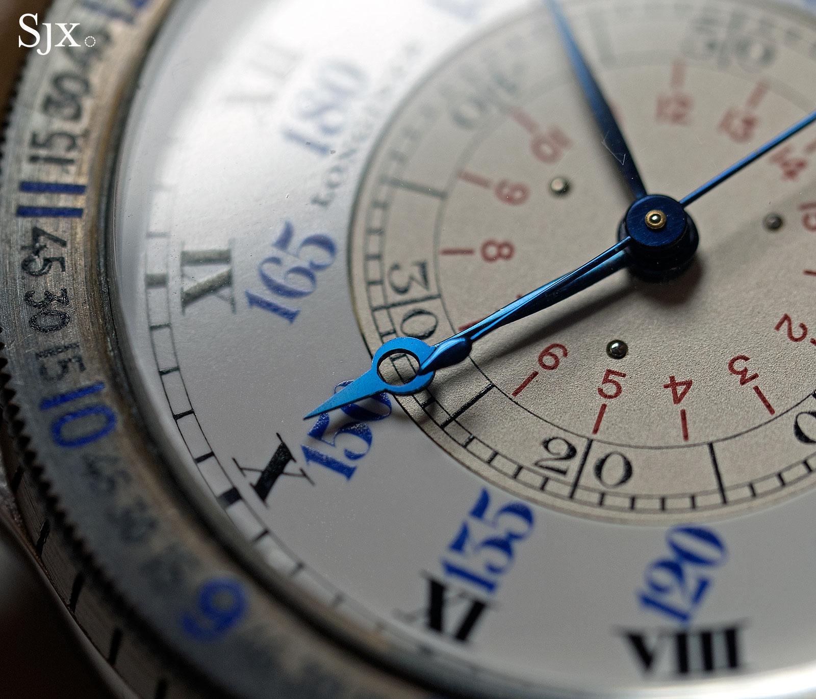Longines Lindbergh Hour Angle vintage 7