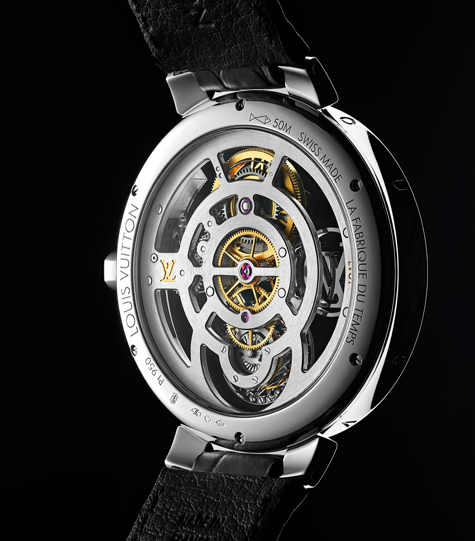Louis Vuitton Tambour Moon Flying Tourbillon 1
