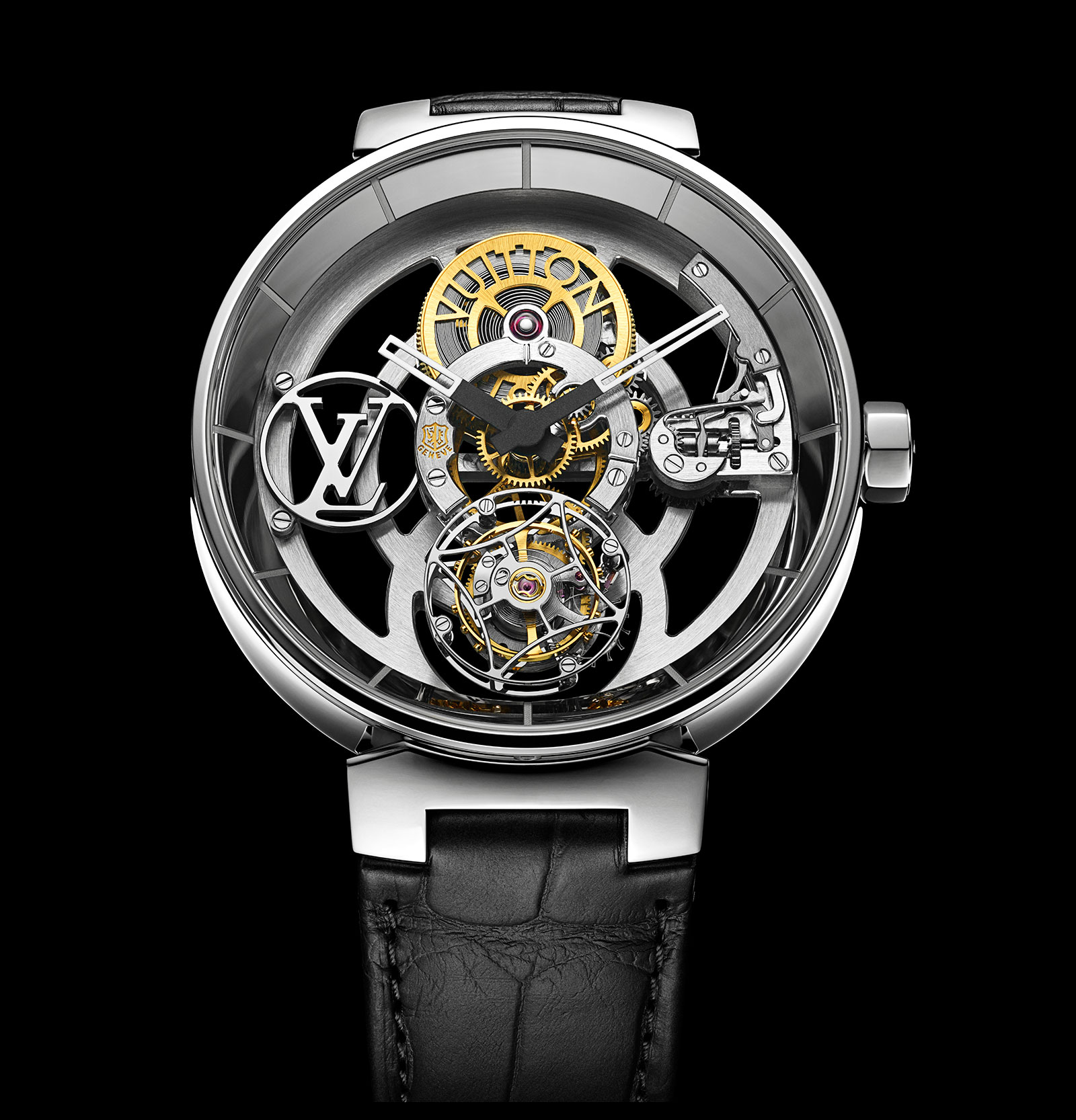 Louis Vuitton Tambour Moon Flying Tourbillon 2
