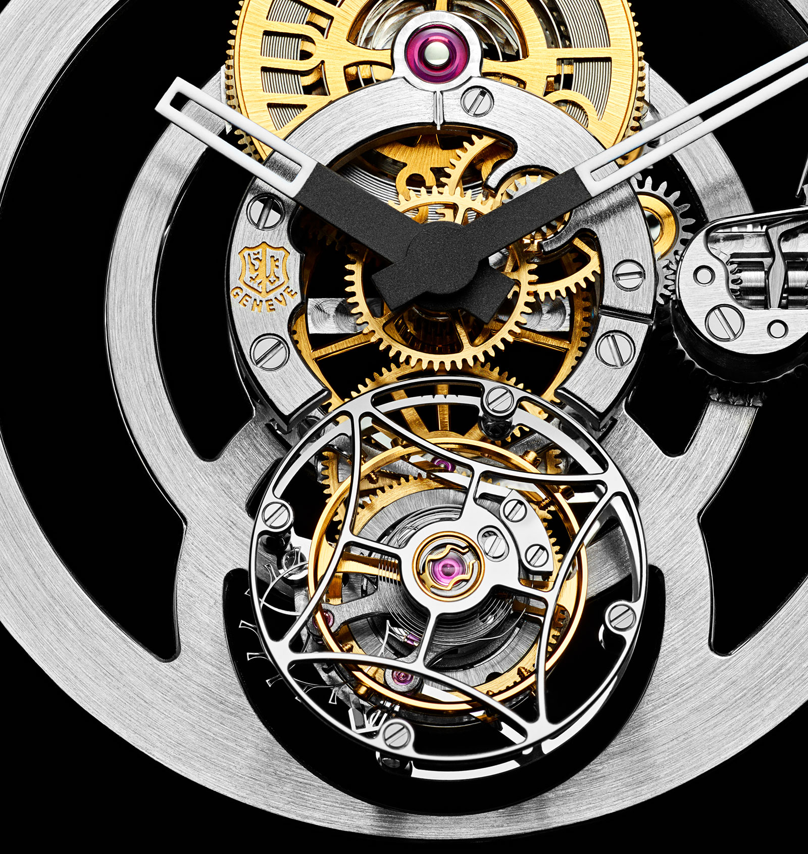 Louis Vuitton Tambour Moon Flying Tourbillon 3