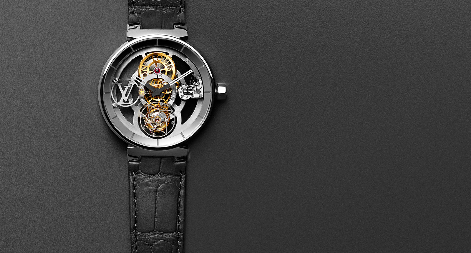 Louis Vuitton Tambour Moon Flying Tourbillon 6