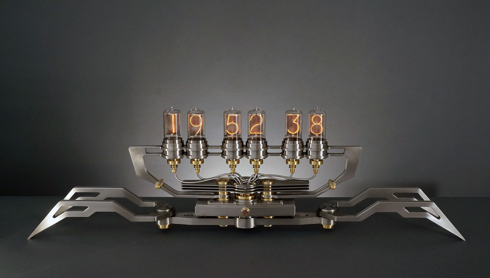 MB&F Nixie Machine II 1
