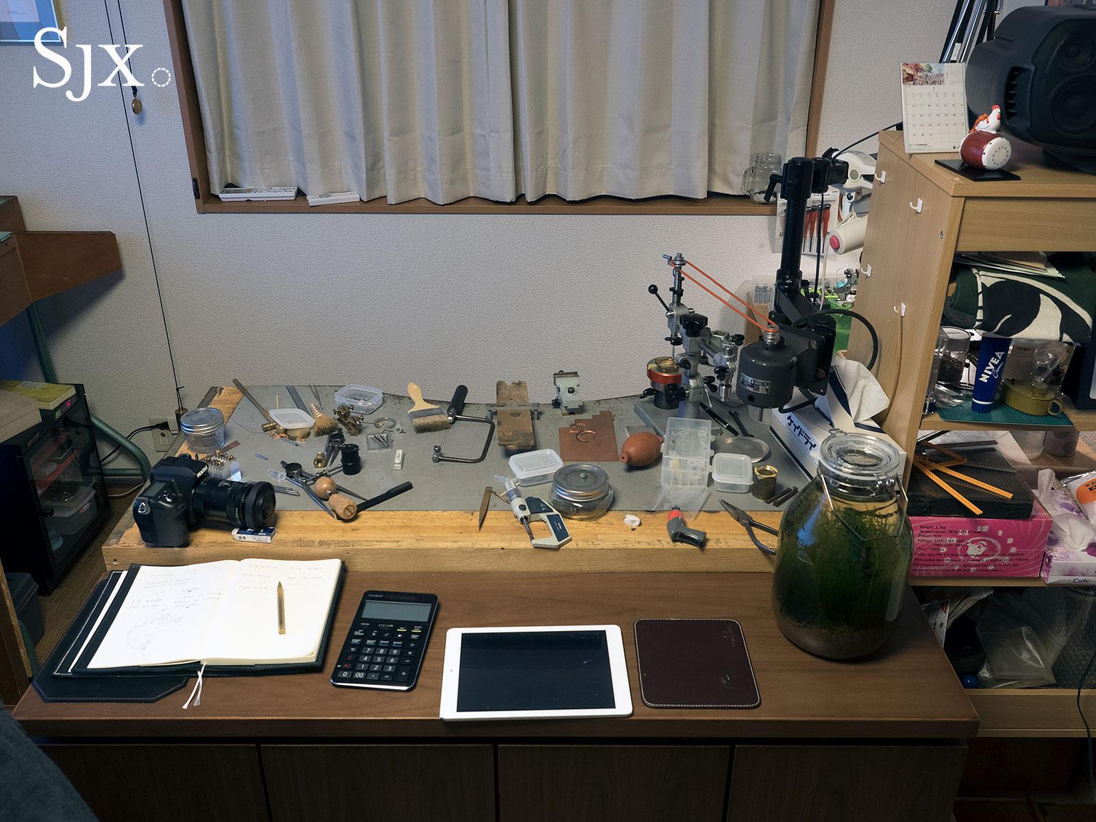 Masahiro Kikuno Japanese watchmaker 1