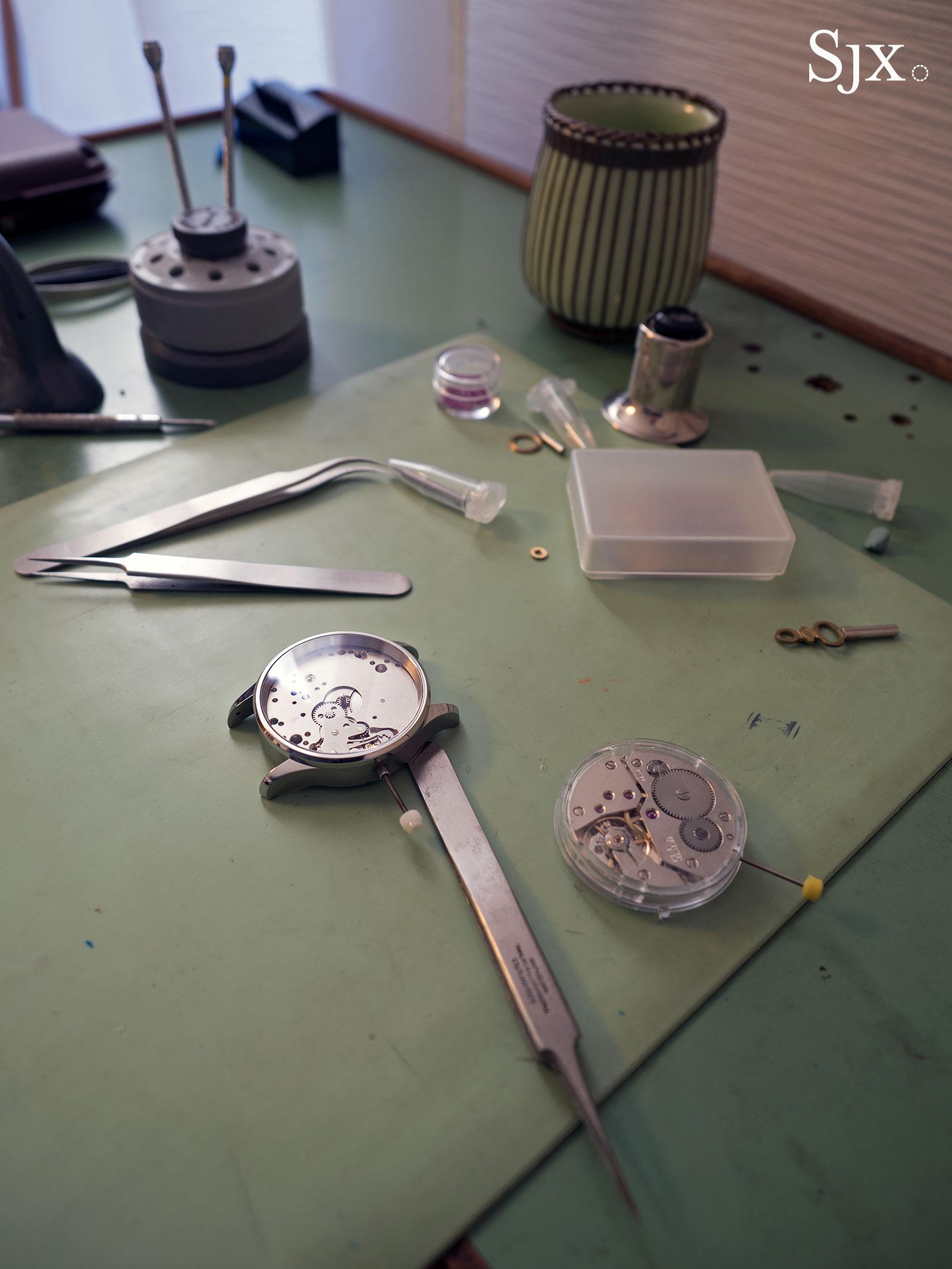 Masahiro Kikuno Japanese watchmaker 10