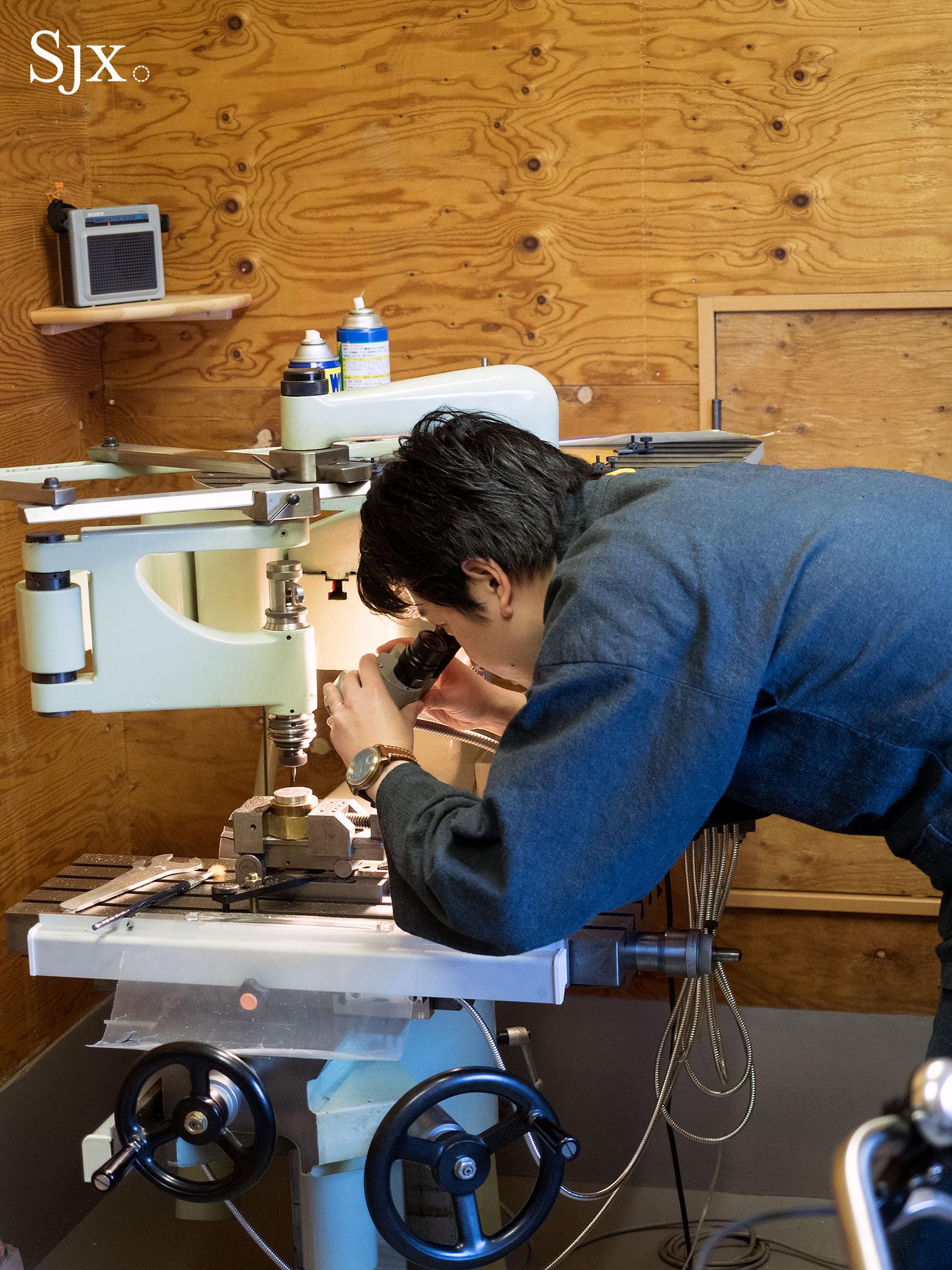 Masahiro Kikuno Japanese watchmaker 17