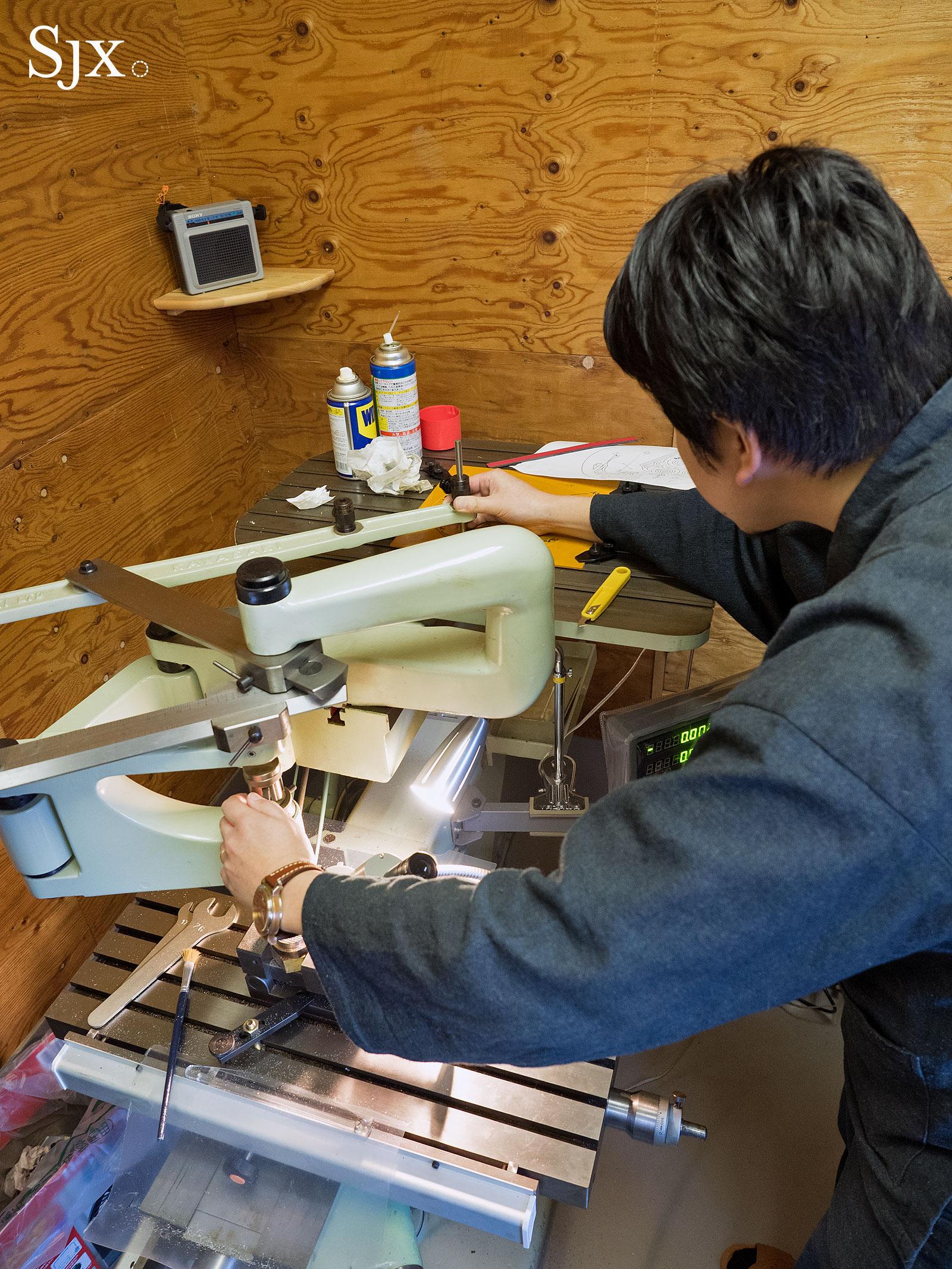 Masahiro Kikuno Japanese watchmaker 21