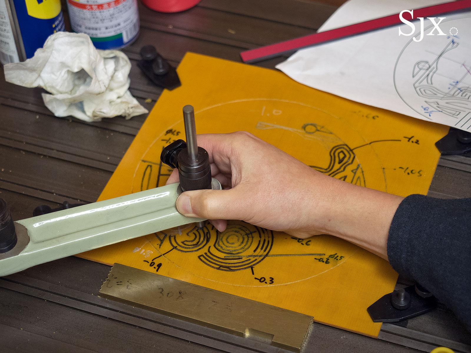 Masahiro Kikuno Japanese watchmaker 22