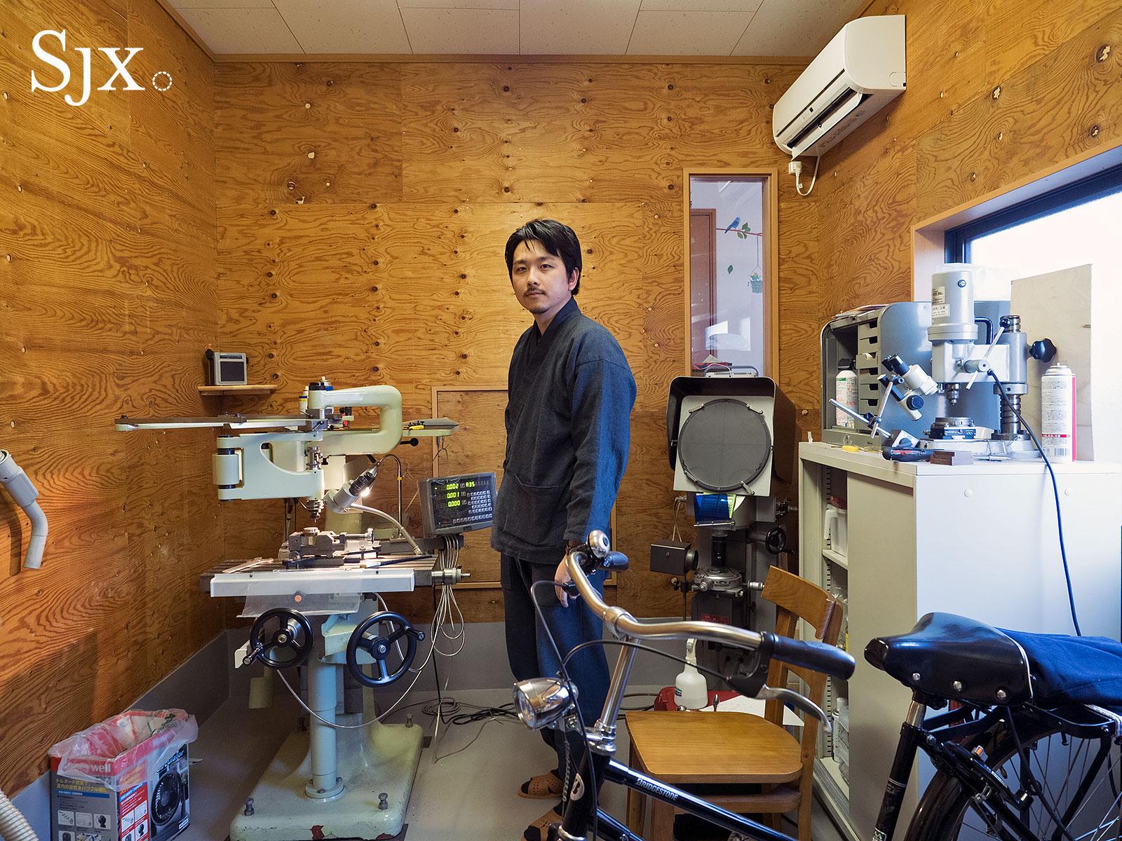 Masahiro Kikuno Japanese watchmaker 24