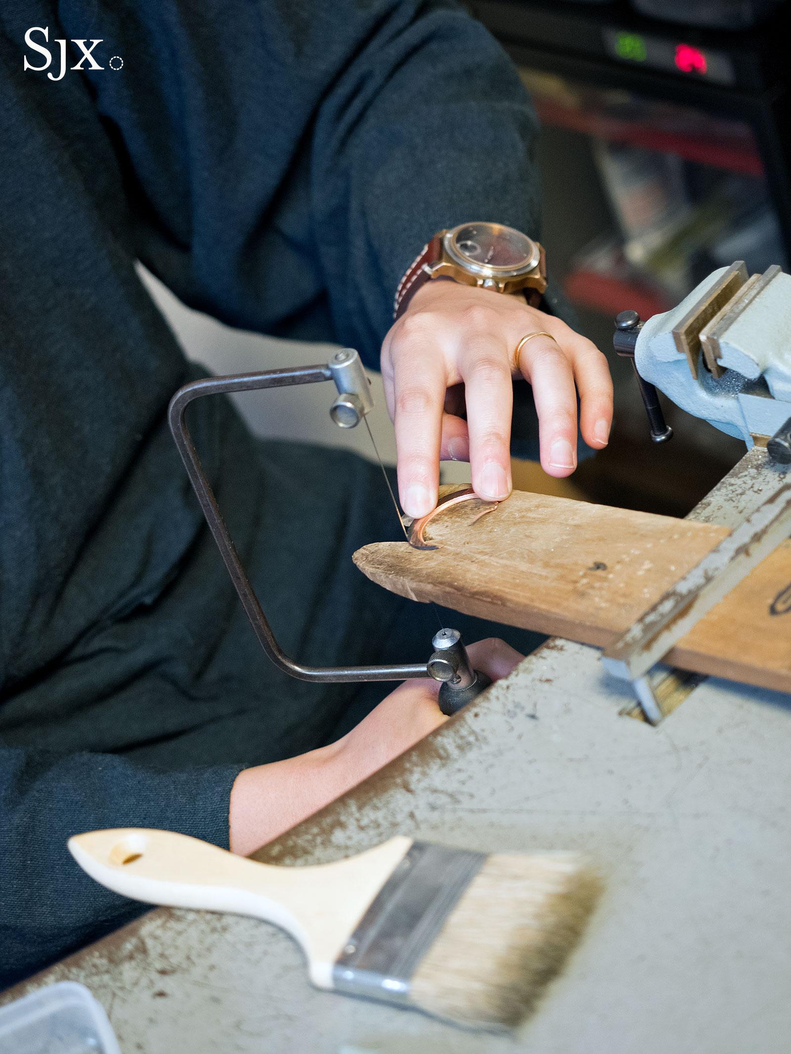 Masahiro Kikuno Japanese watchmaker 27