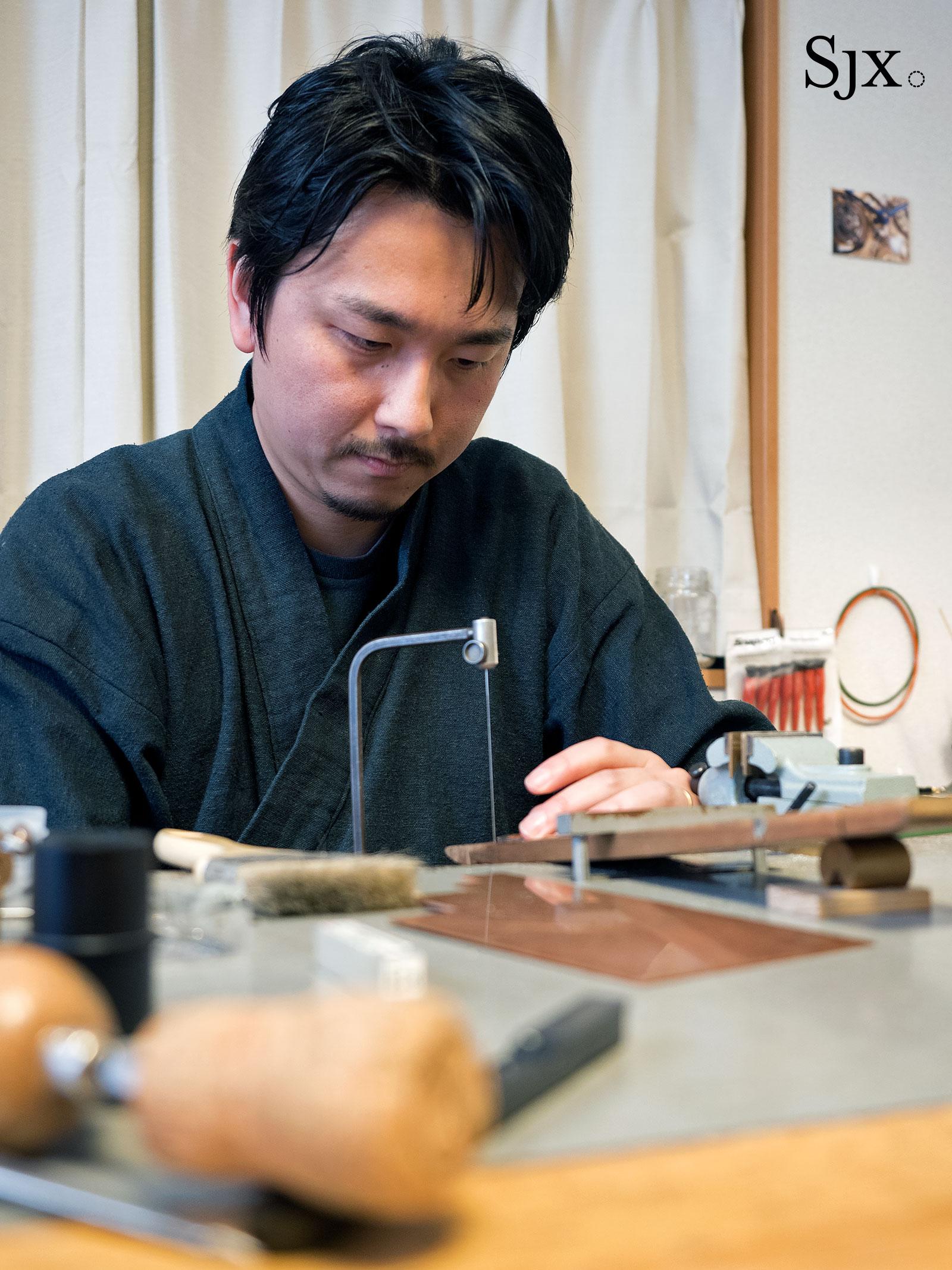 Masahiro Kikuno Japanese watchmaker 28