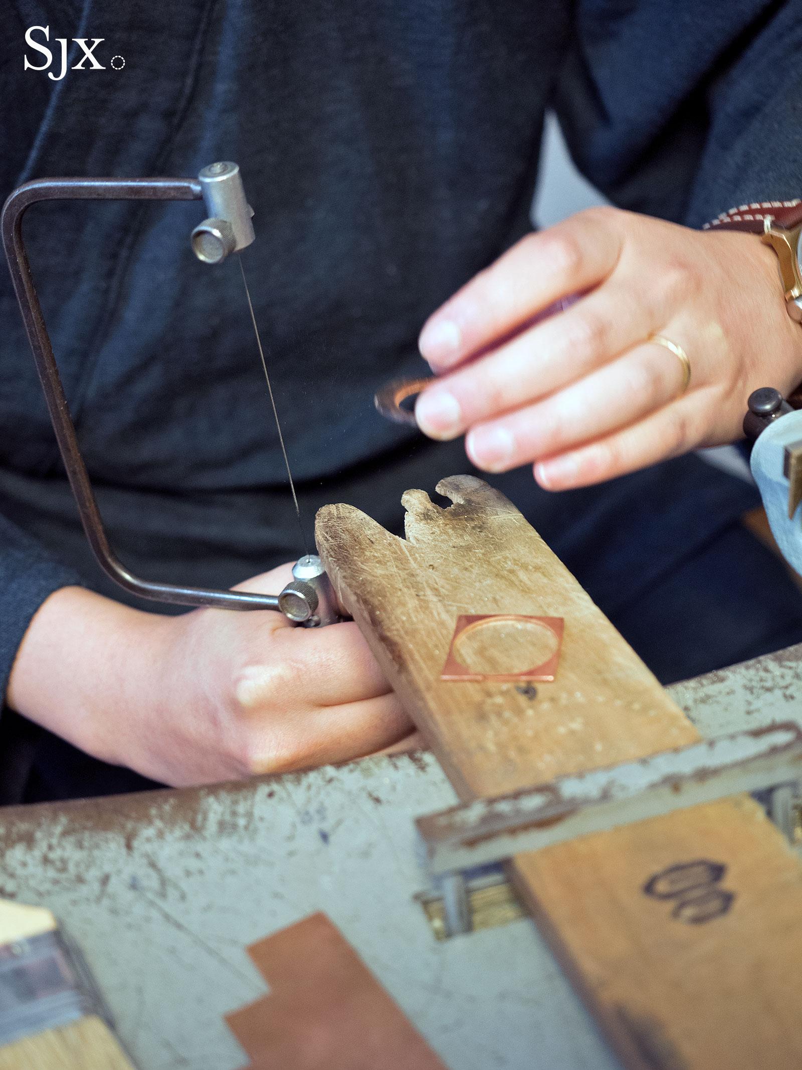 Masahiro Kikuno Japanese watchmaker 29