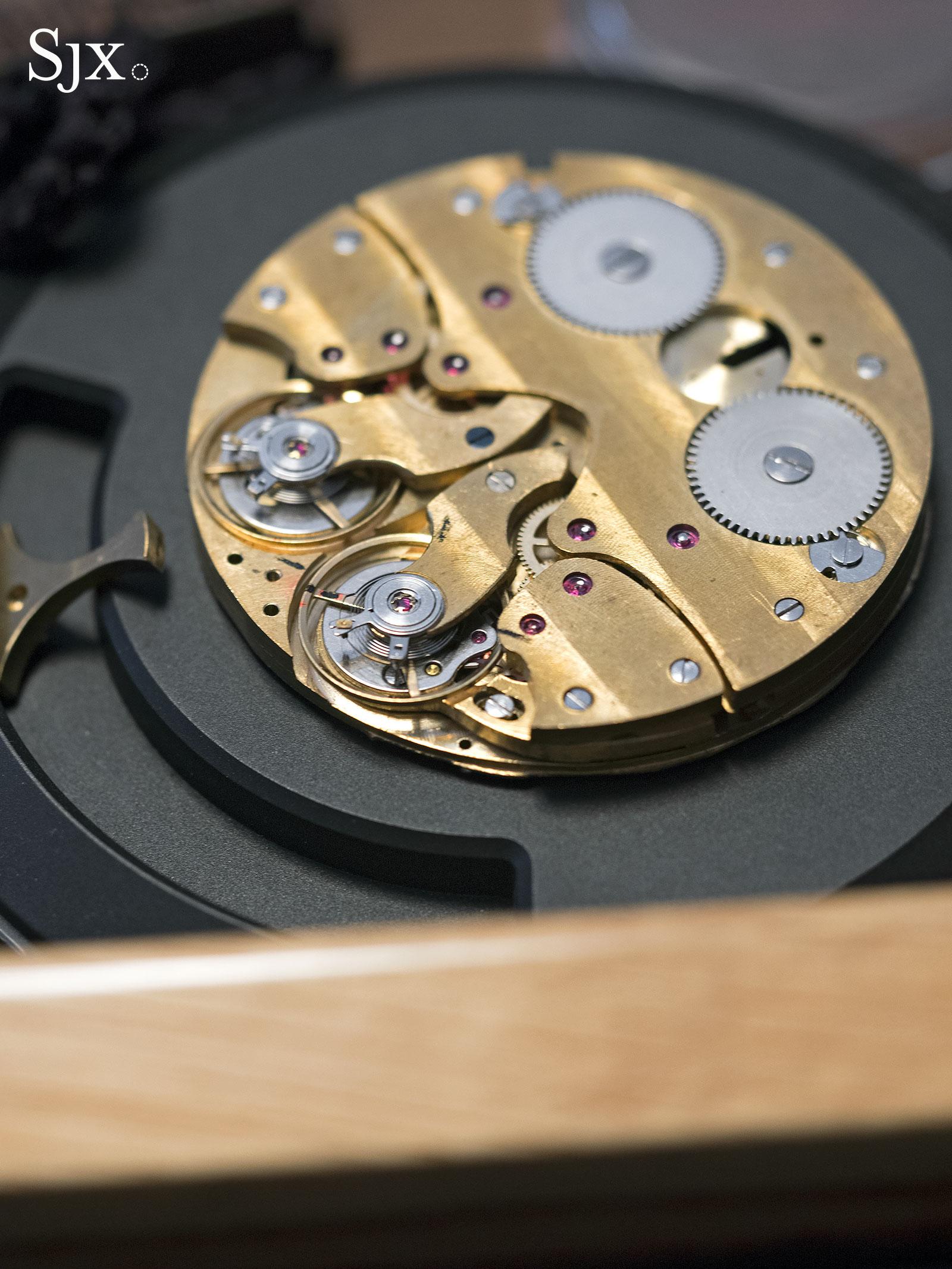 Masahiro Kikuno Japanese watchmaker 3