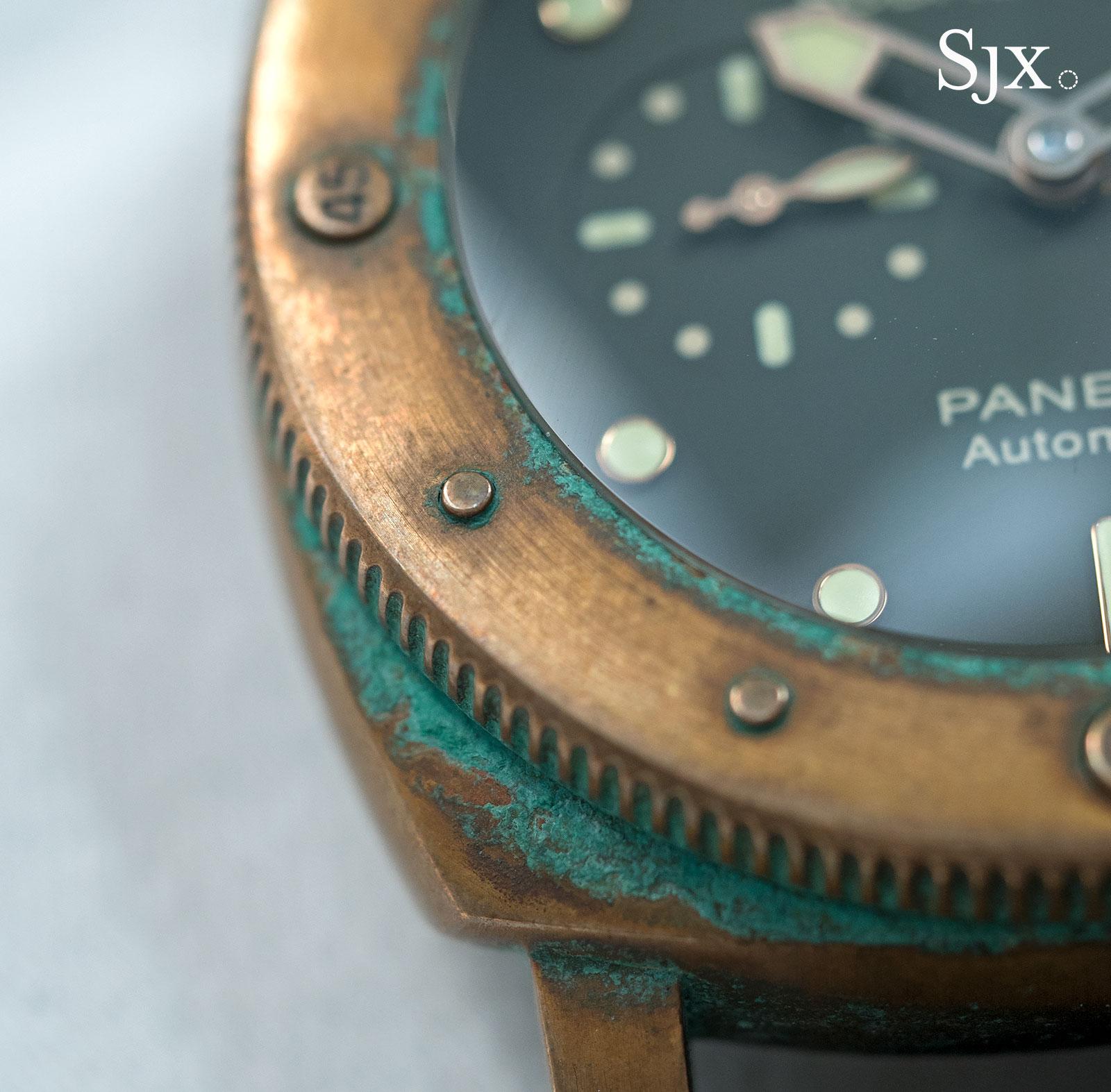 Panerai Bronzo PAM382 Picciotto Chronopassion 5