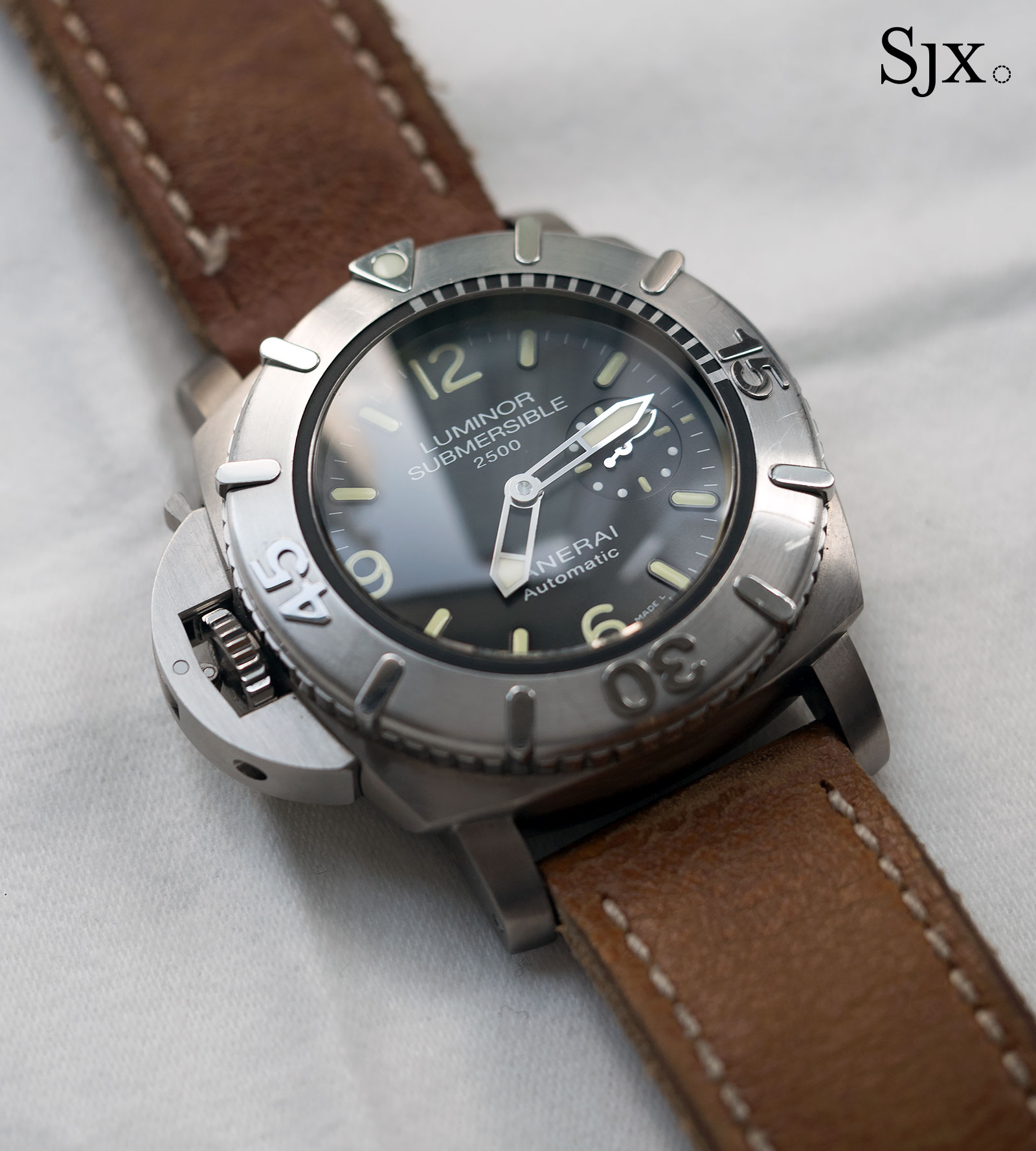 Panerai Submersible 2500 Destro Chronopassion PAM358-1