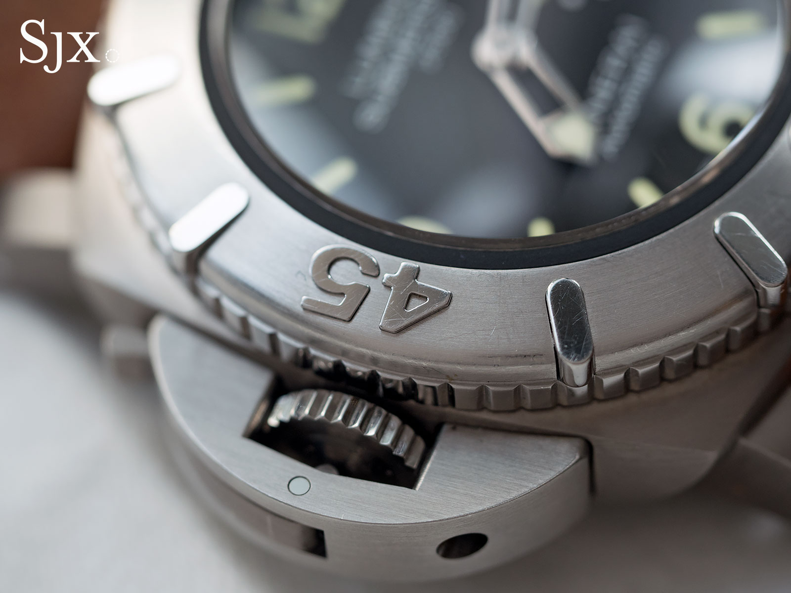 Panerai Submersible 2500 Destro Chronopassion PAM358-2