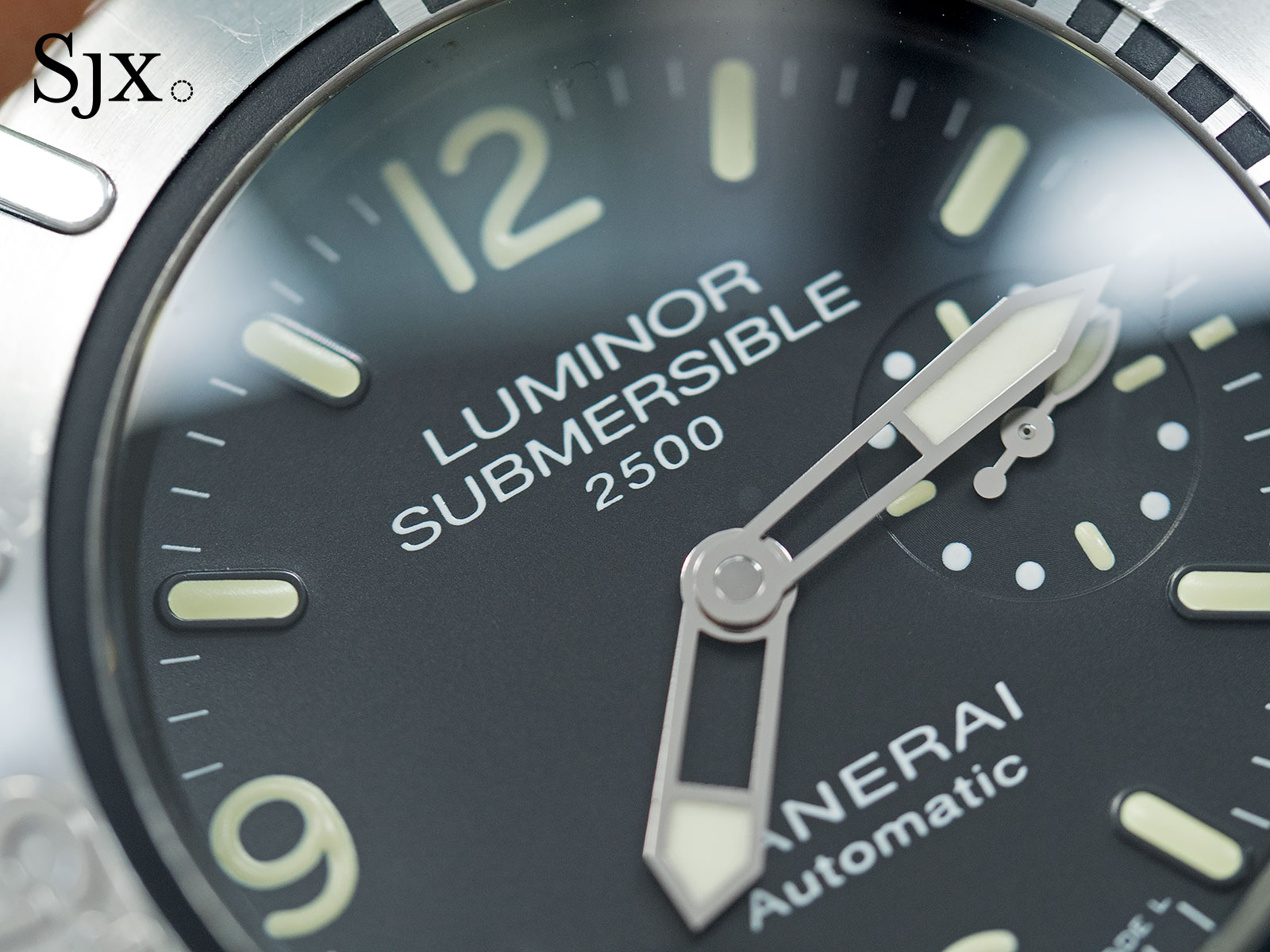 Panerai Submersible 2500 Destro Chronopassion PAM358-4
