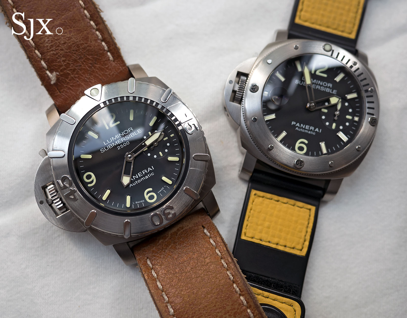 Panerai Submersible 2500 Destro Chronopassion PAM358-8