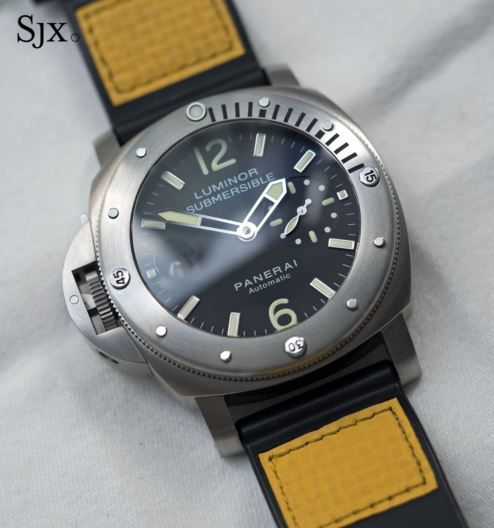 Panerai Submersible Destro Chronopassion PAM239-1