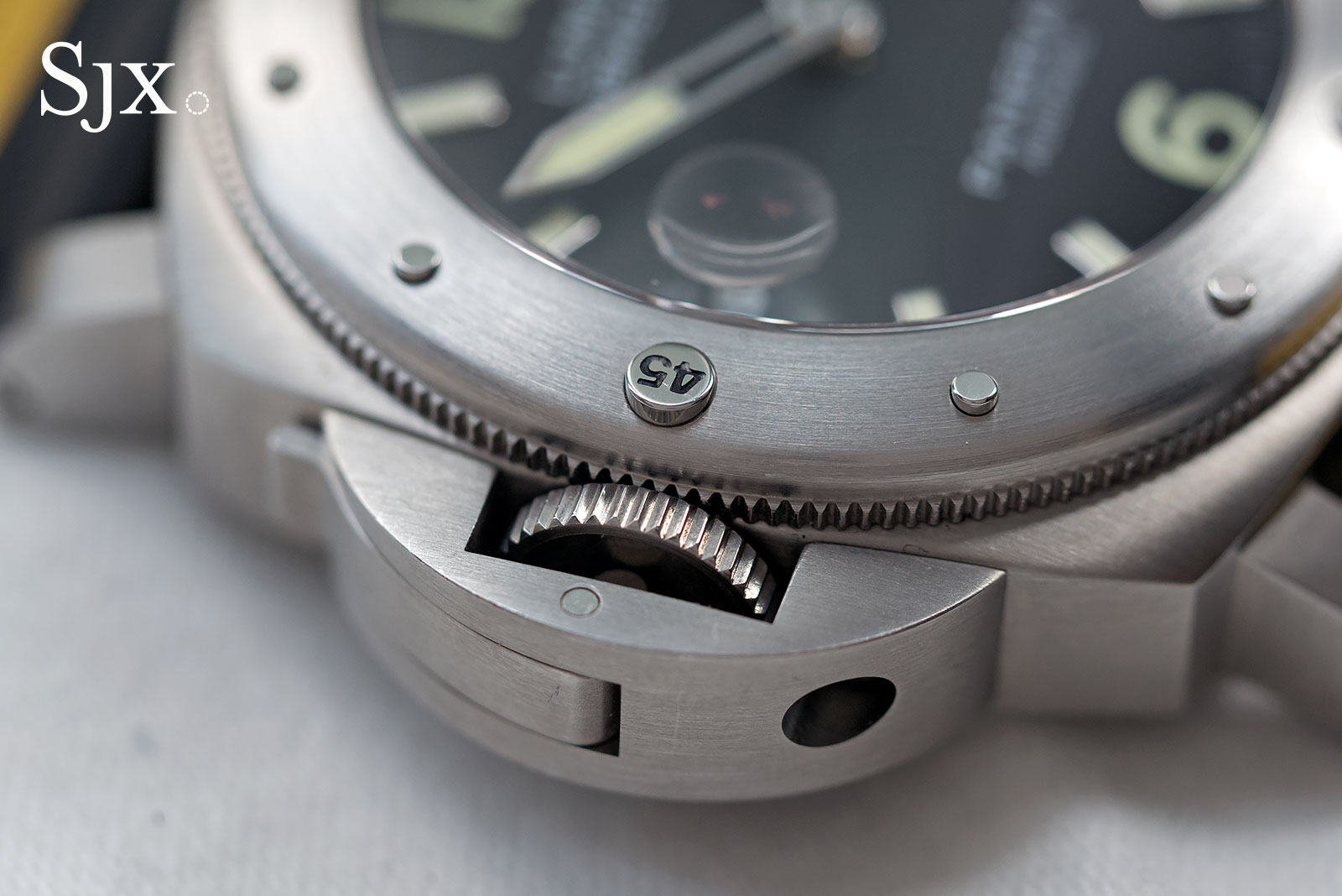 Panerai Submersible Destro Chronopassion PAM239-3