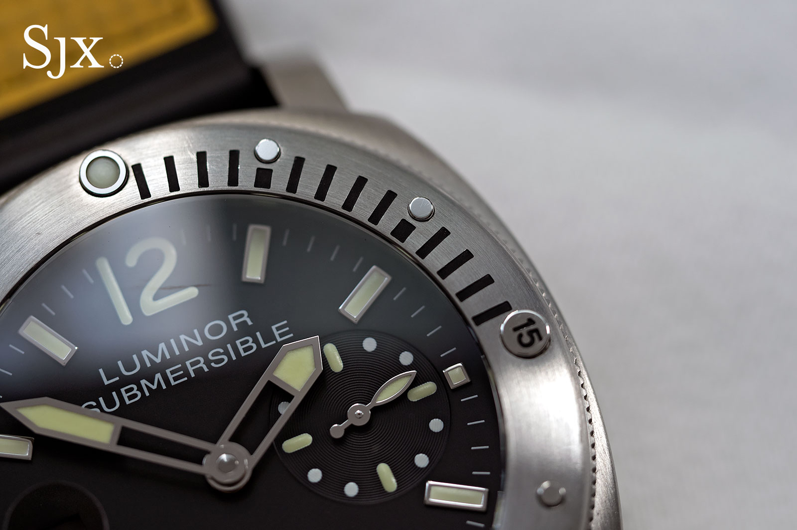 Panerai Submersible Destro Chronopassion PAM239-6
