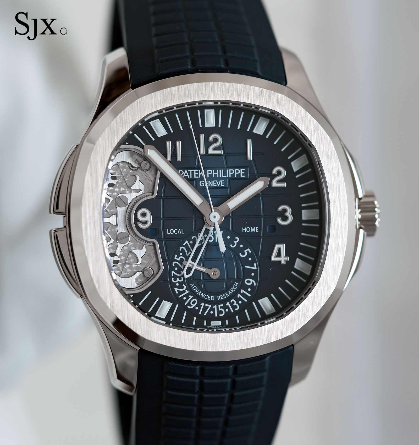 Patek Aquanaut 5650G Advanced Research 2