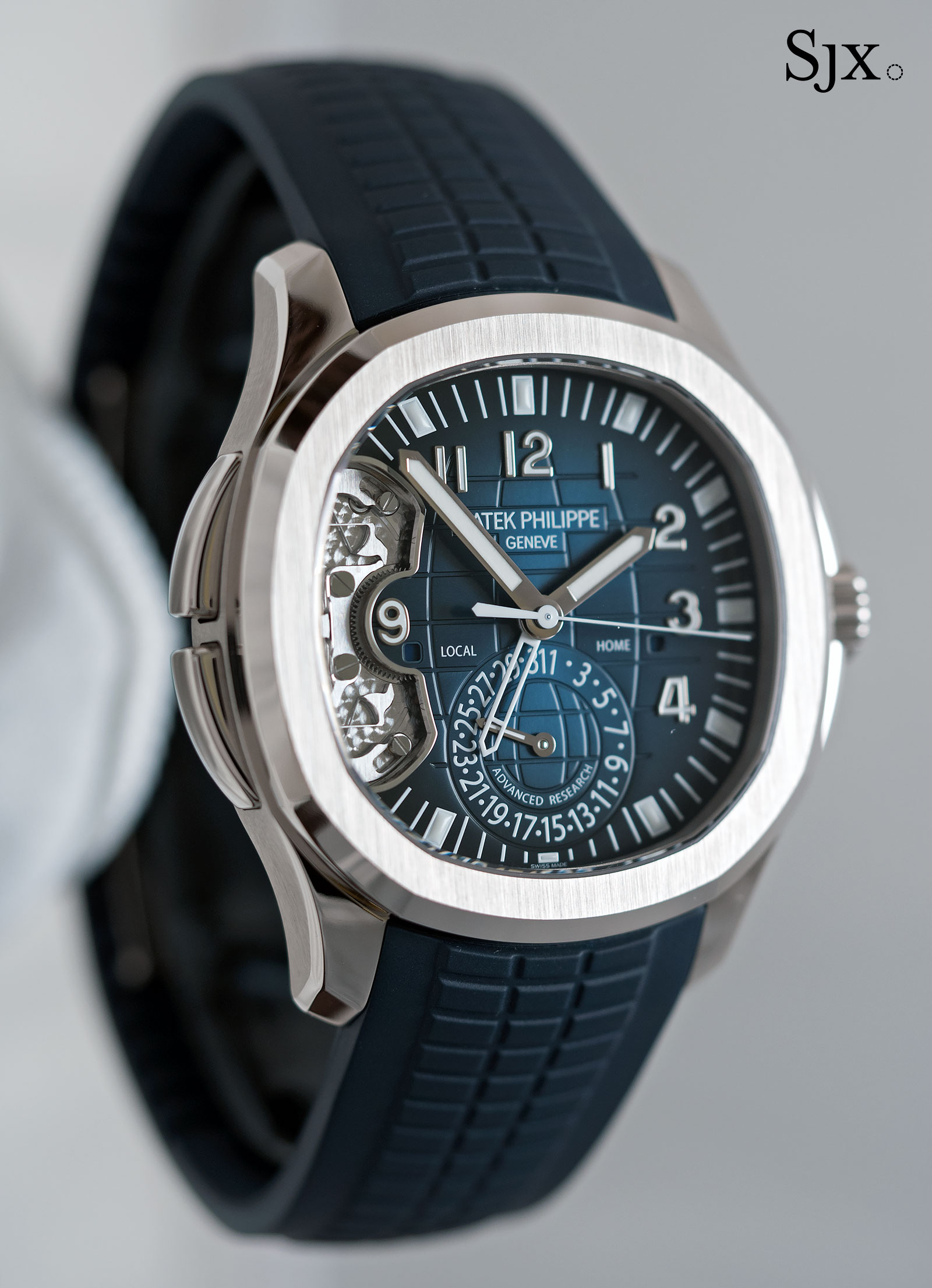 Patek Aquanaut 5650G Advanced Research 3