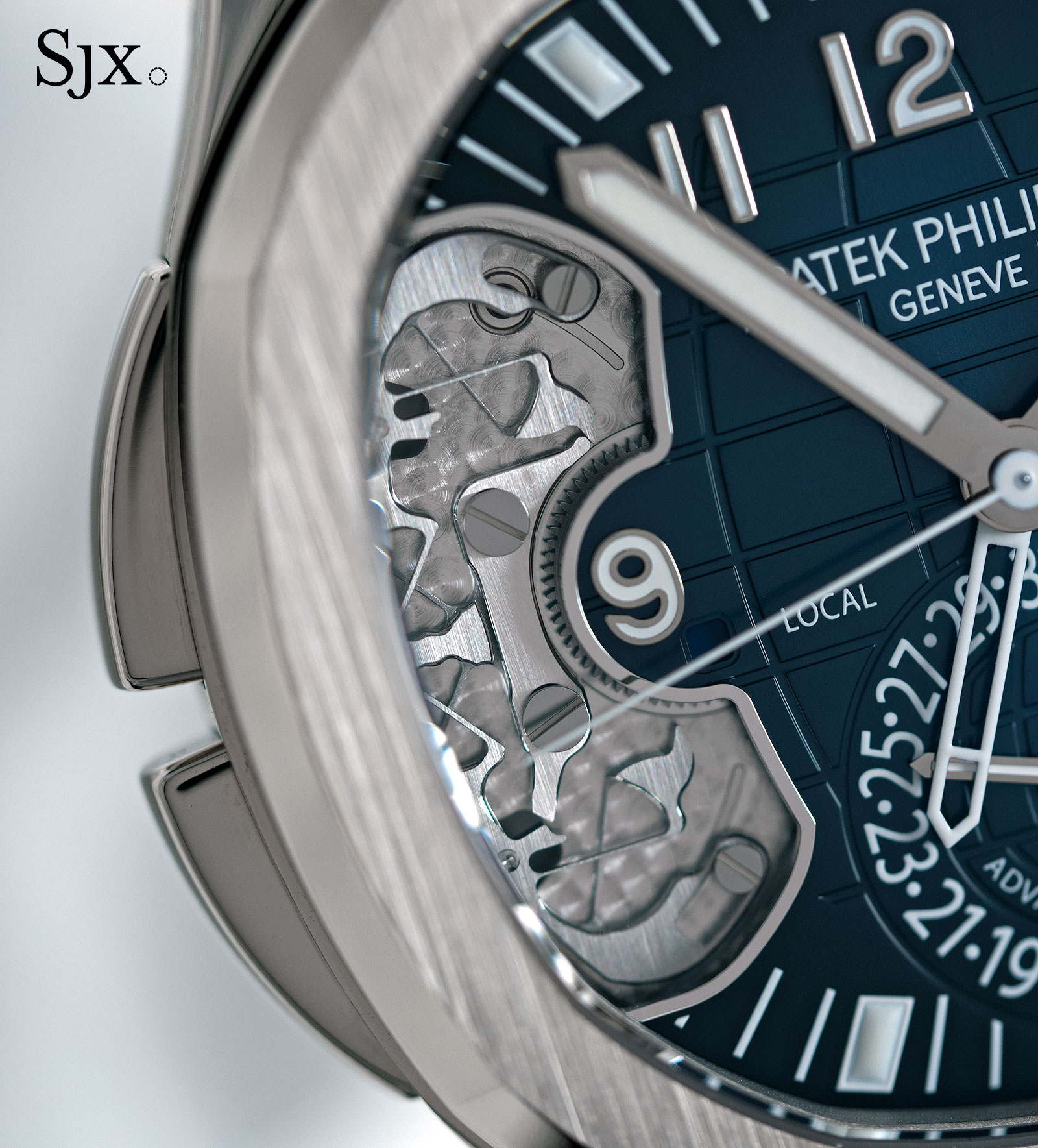 Patek Aquanaut 5650G Advanced Research 4