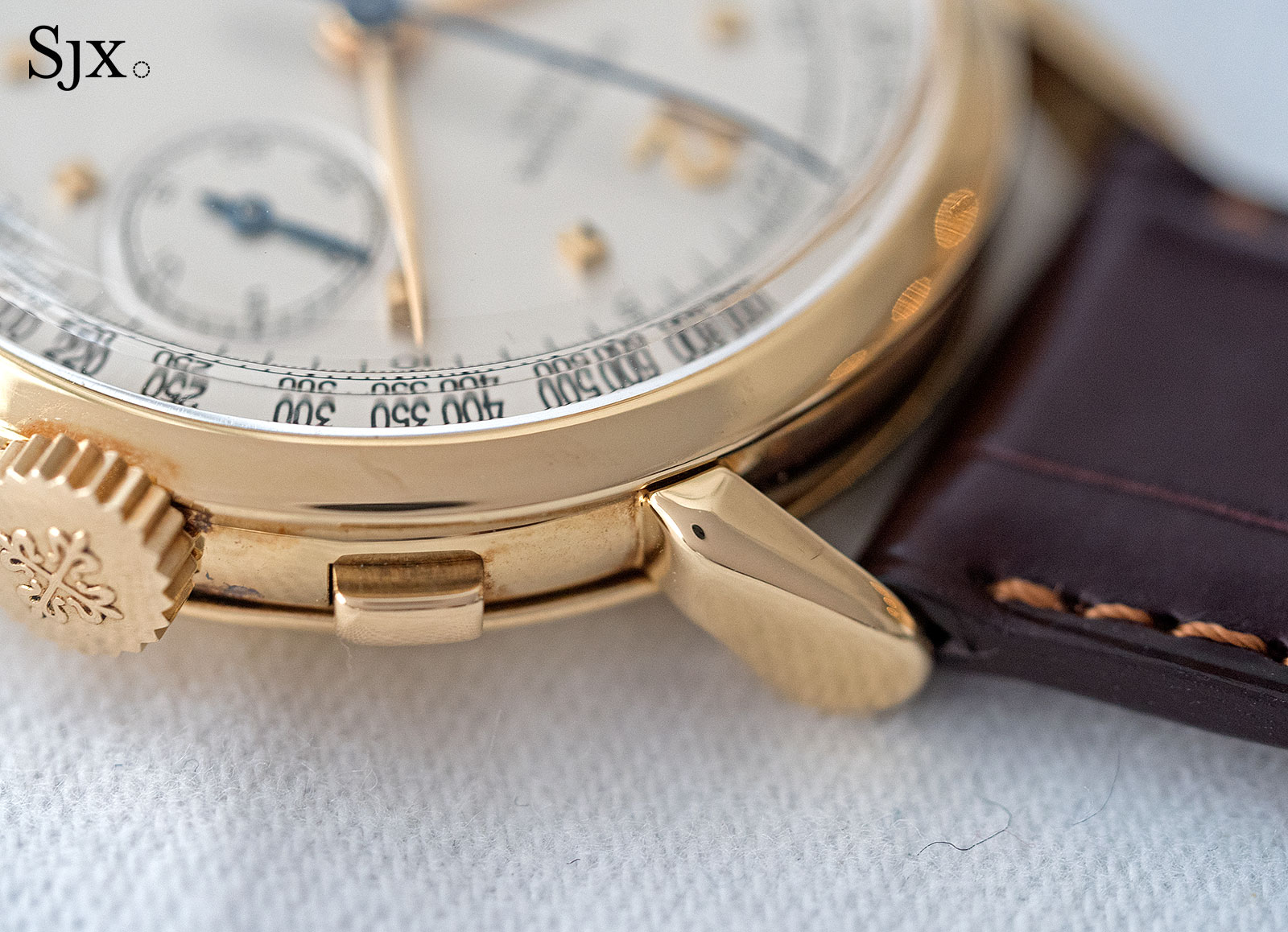 Patek Philippe 1579 yellow gold 2