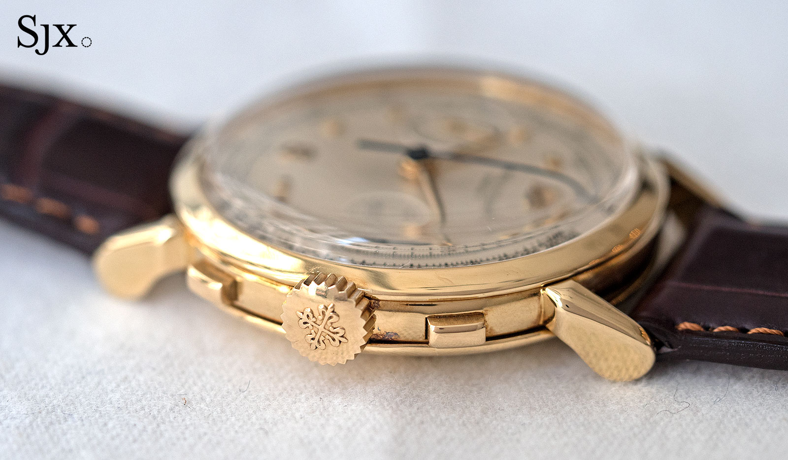 Patek Philippe 1579 yellow gold 3