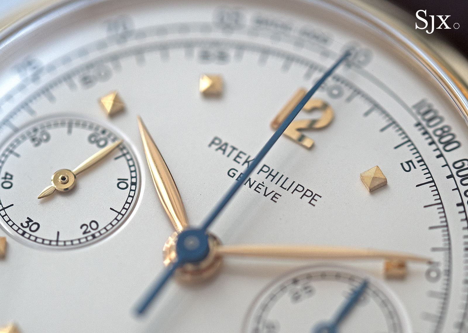 Patek Philippe 1579 yellow gold 4