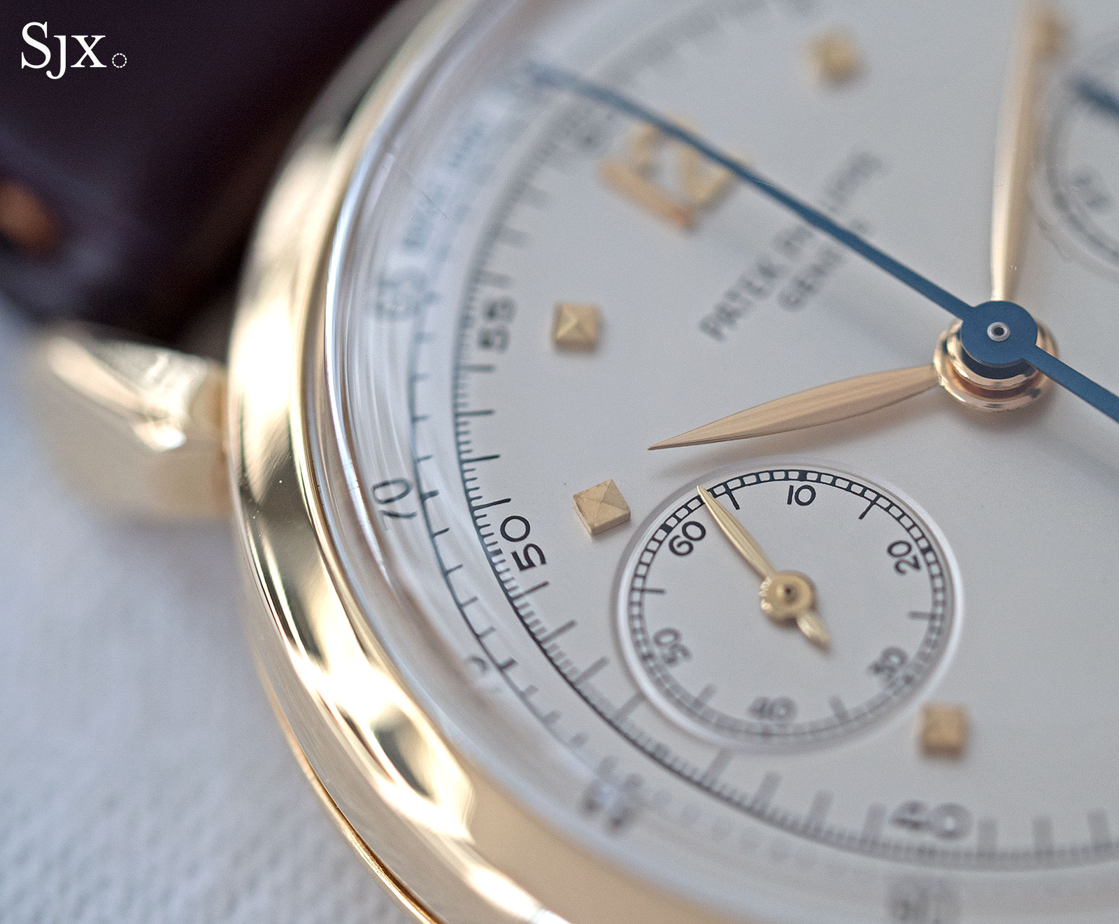 Patek Philippe 1579 yellow gold 5