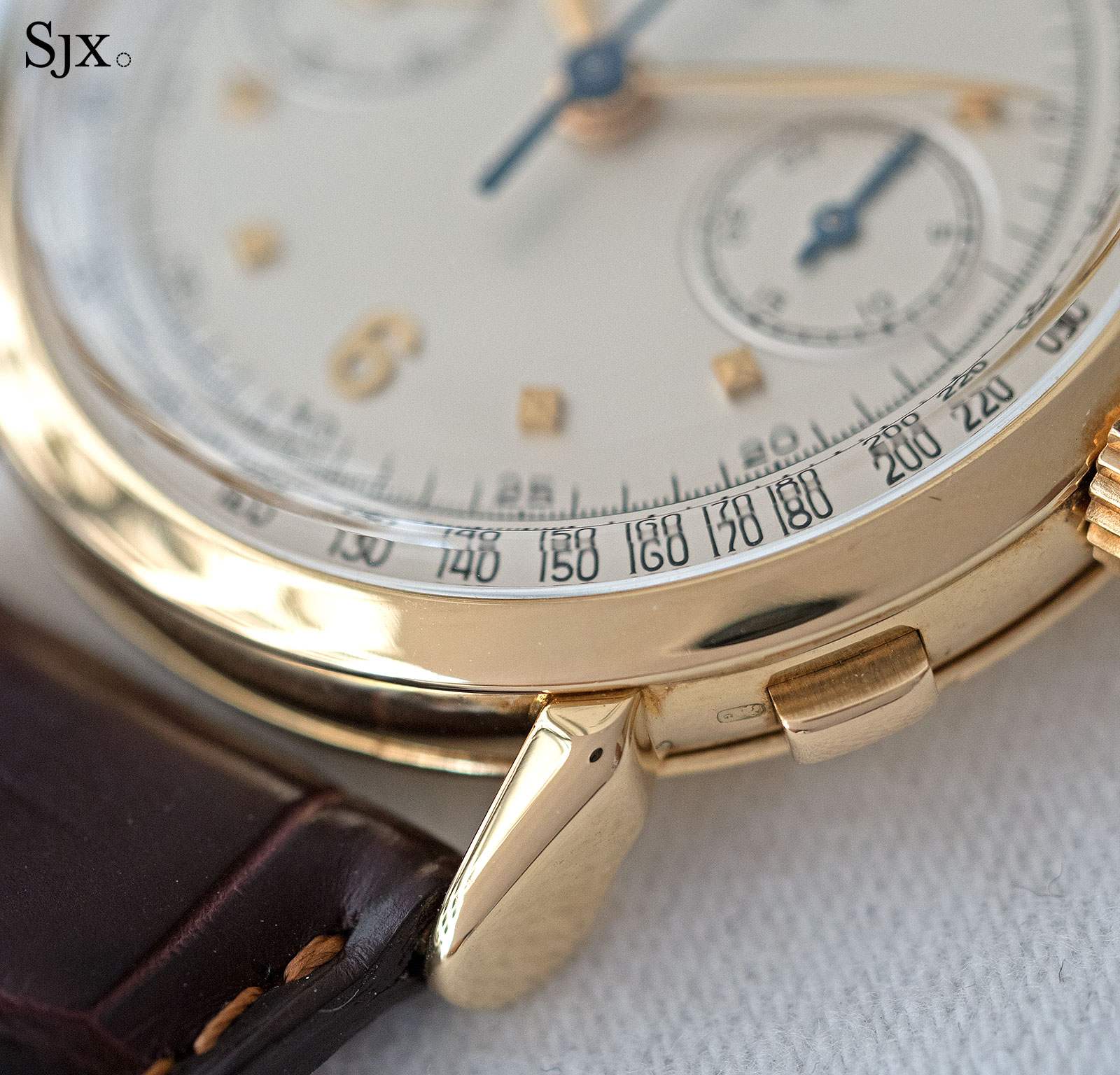 Patek Philippe 1579 yellow gold 6