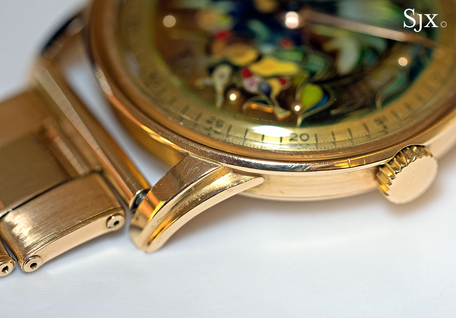 Patek Philippe 2481 cloisonne virgin forest 3