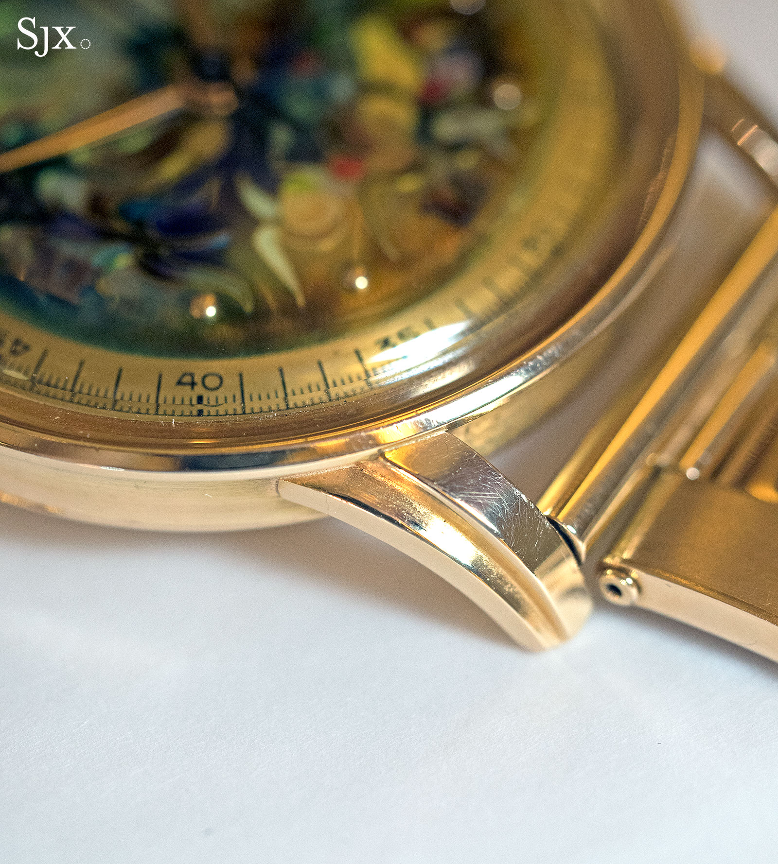 Patek Philippe 2481 cloisonne virgin forest 8