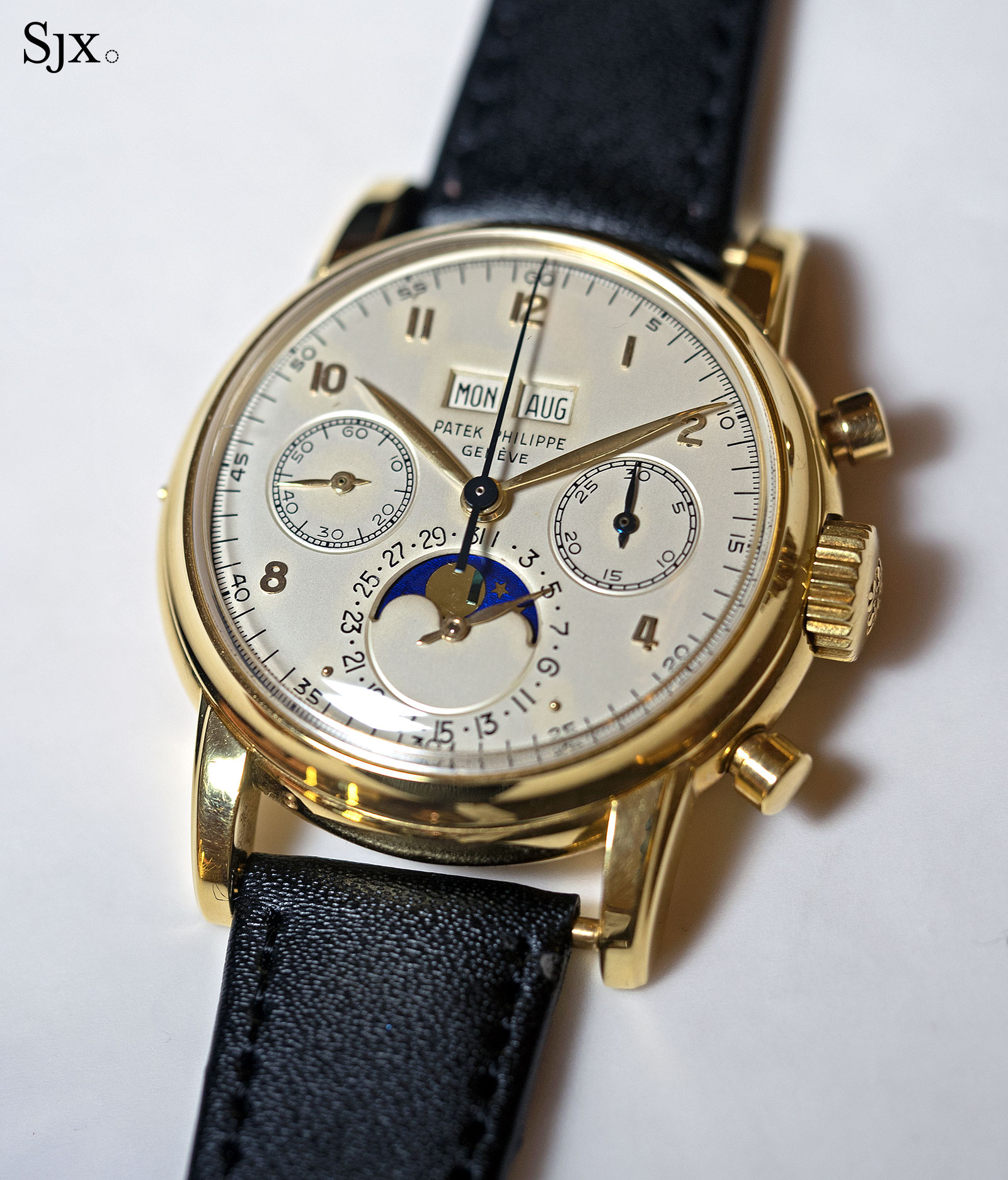 Patek Philippe 2499 second series 1