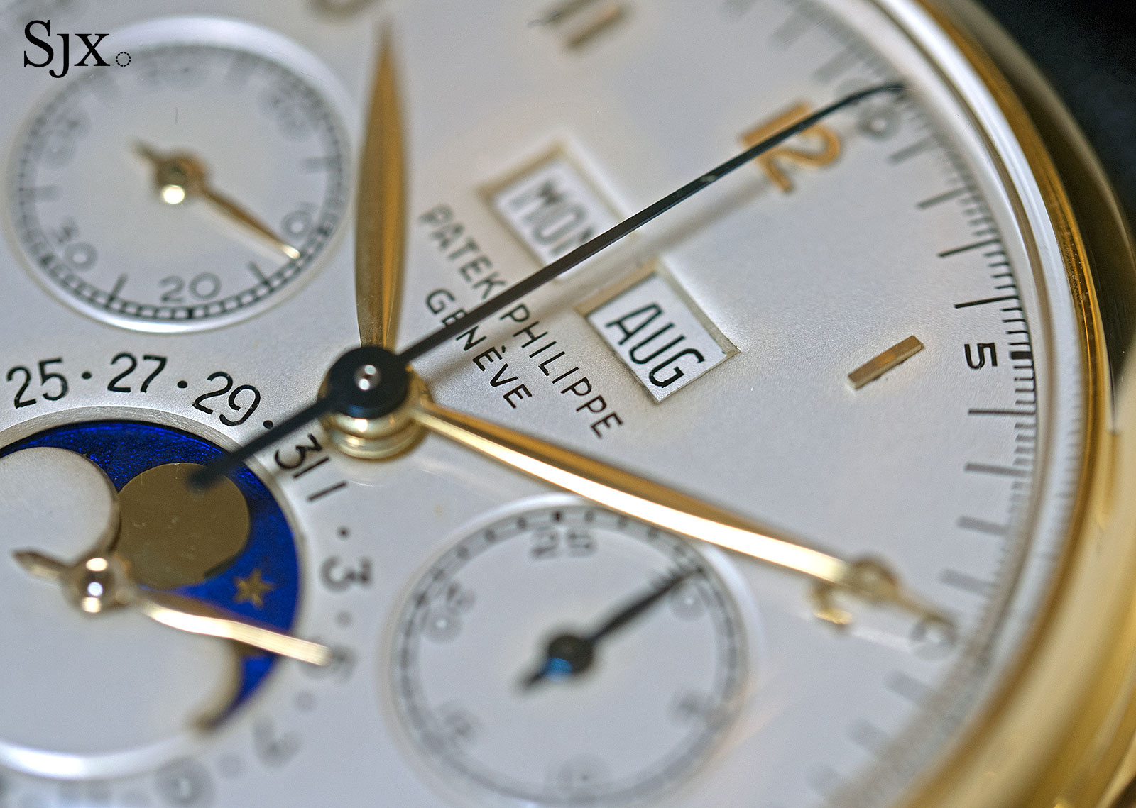 Patek Philippe 2499 second series 3