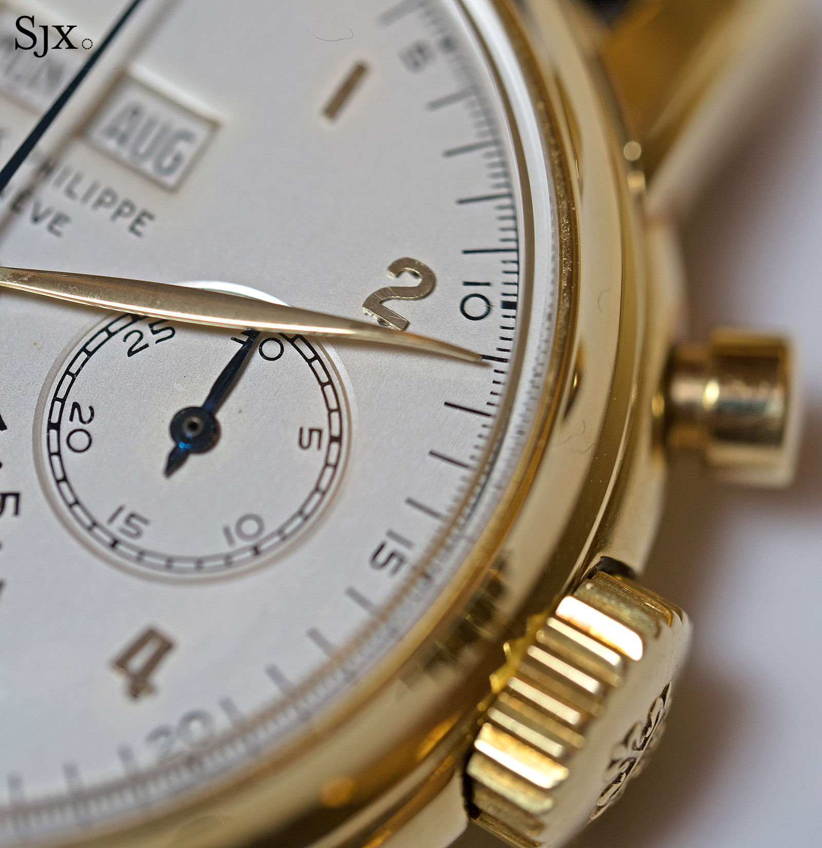 Patek Philippe 2499 second series 7