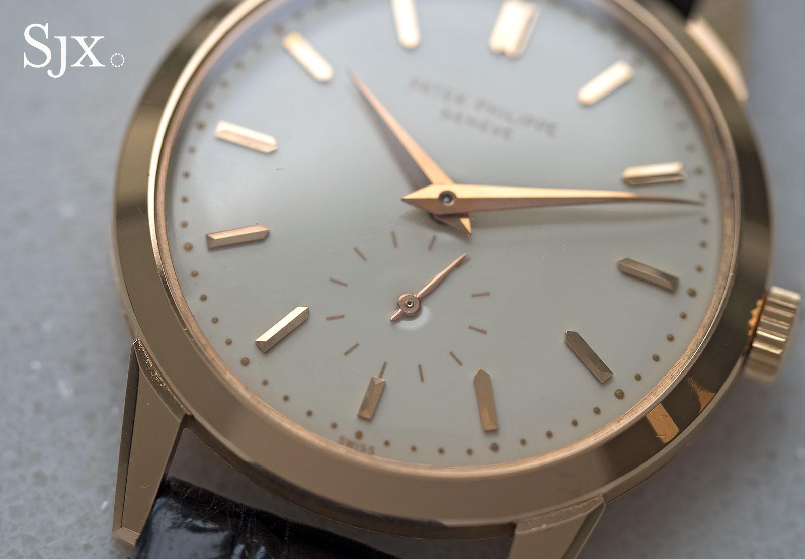 Patek Philippe 2577 pink gold enamel 3