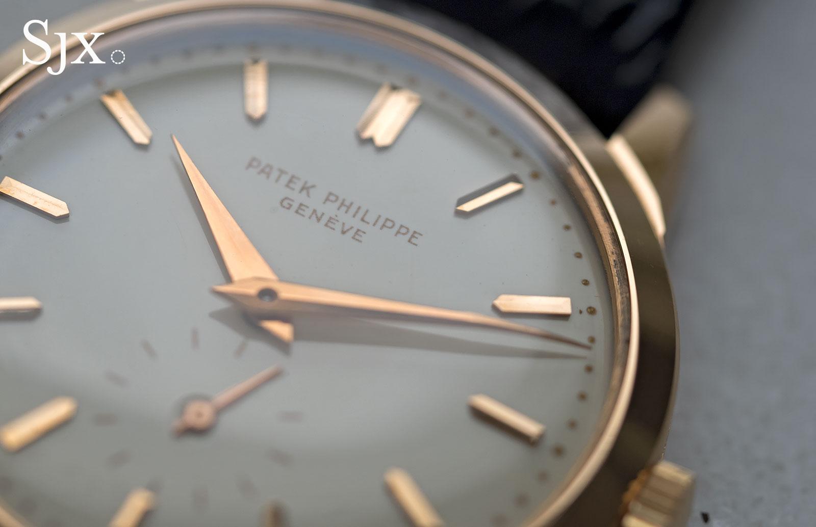 Patek Philippe 2577 pink gold enamel 4