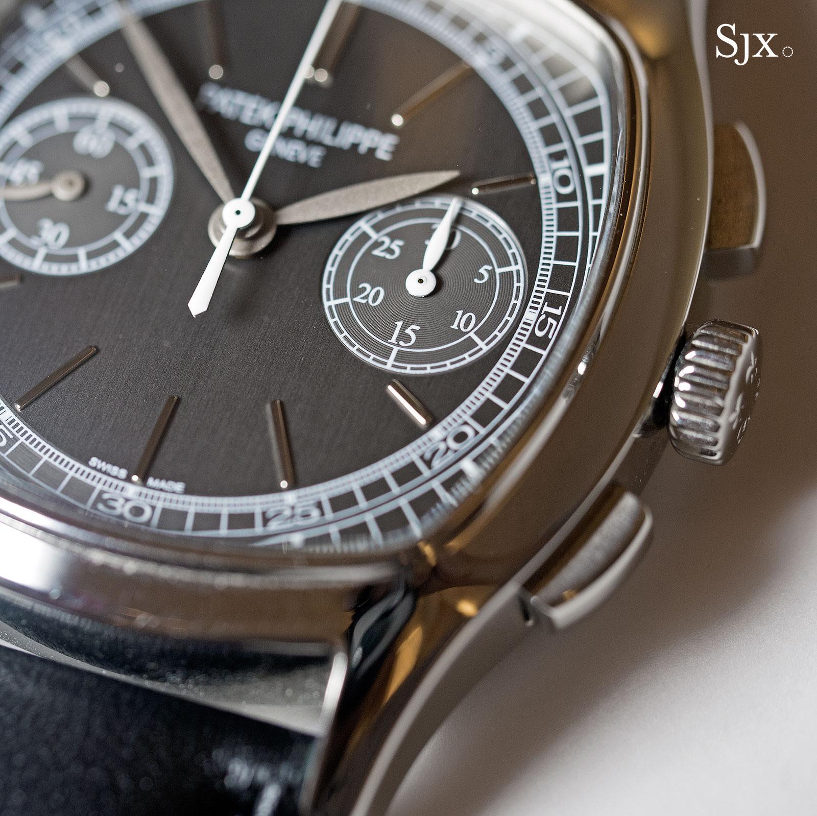 Patek Philippe 3670 chronograph steel 2