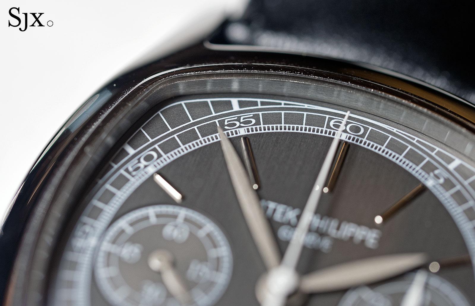 Patek Philippe 3670 chronograph steel 3