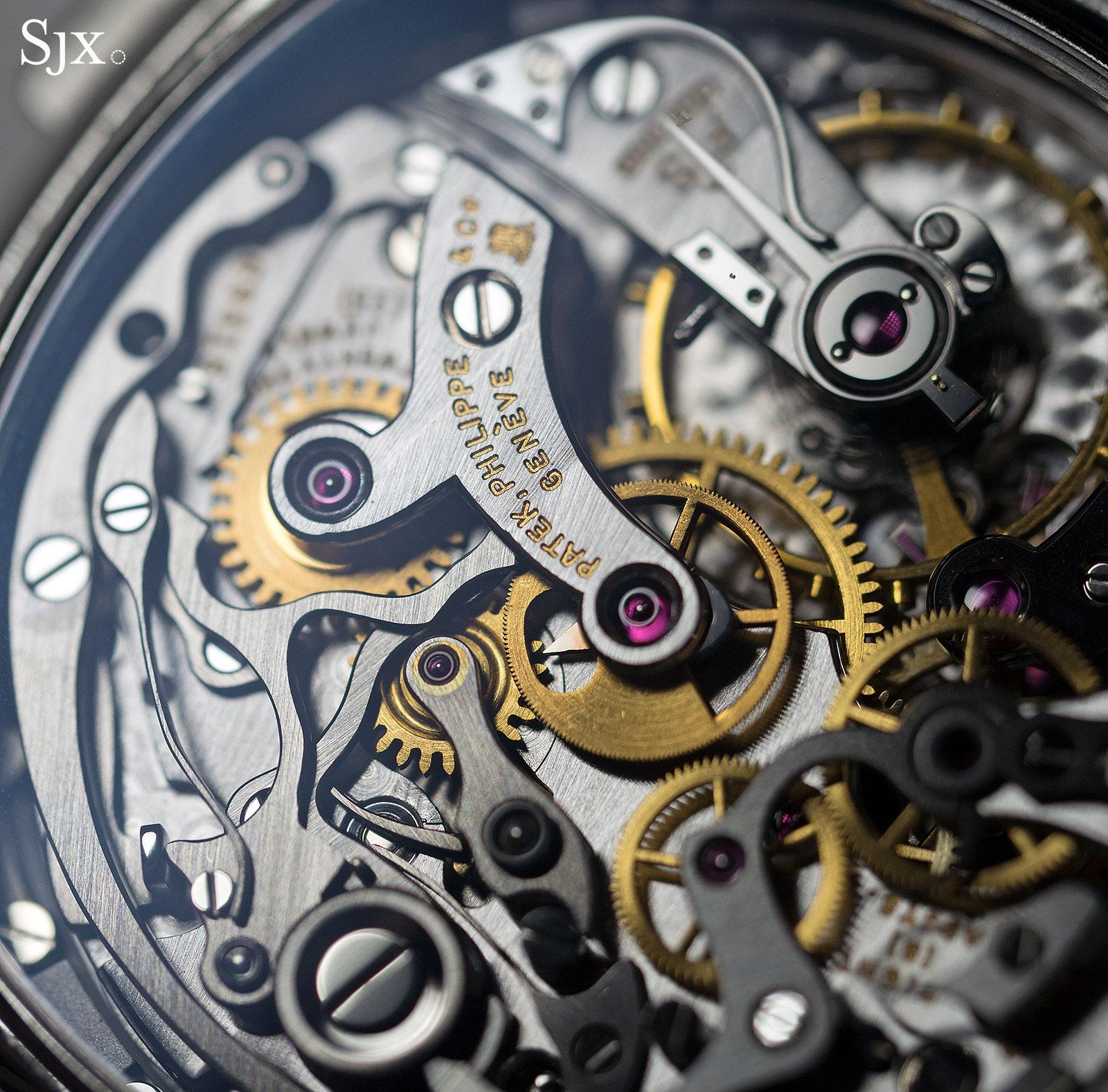 Patek Philippe 3670 chronograph steel 6