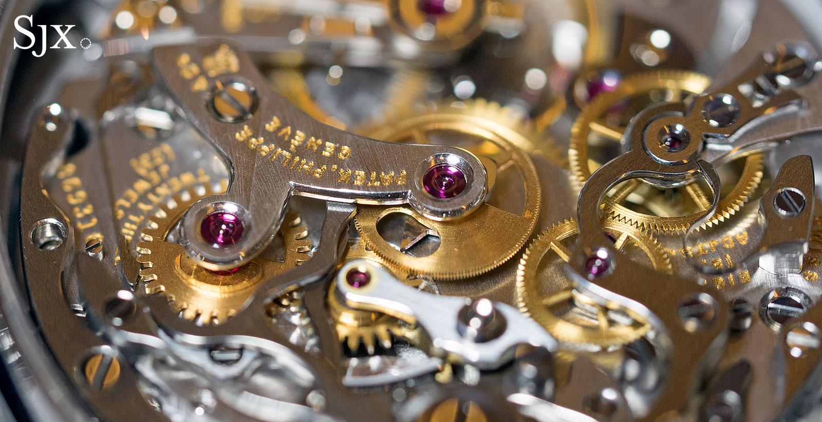 Patek Philippe 3670 chronograph steel 7