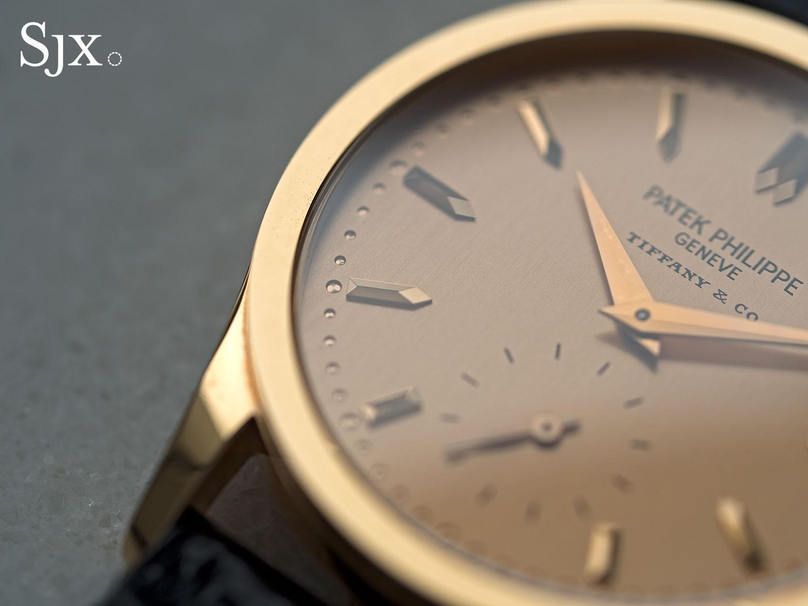 Patek Philippe 3796R Tiffany 3