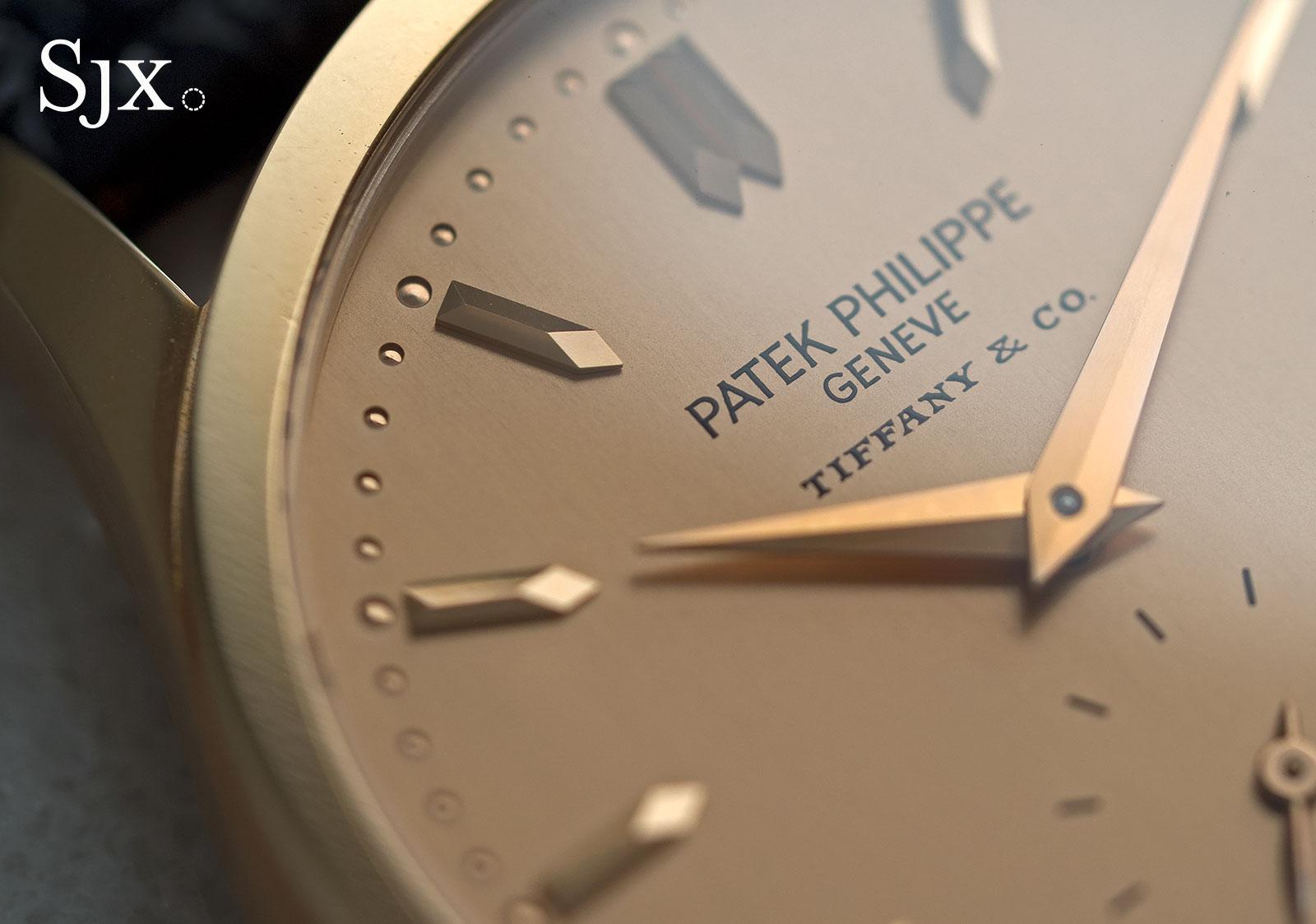 Patek Philippe 3796R Tiffany 5